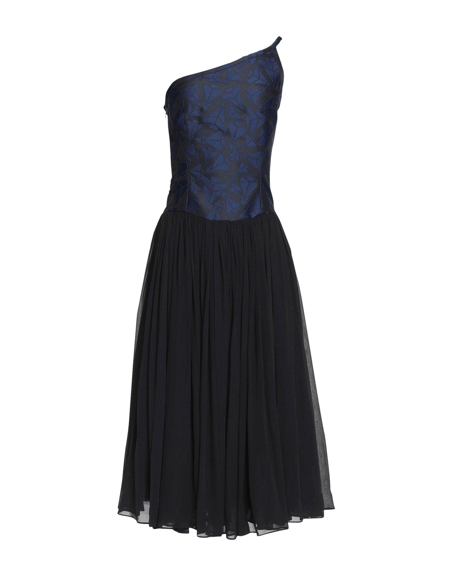 DRESSES - 3/4 length dresses Merchant Archive ZOrrru