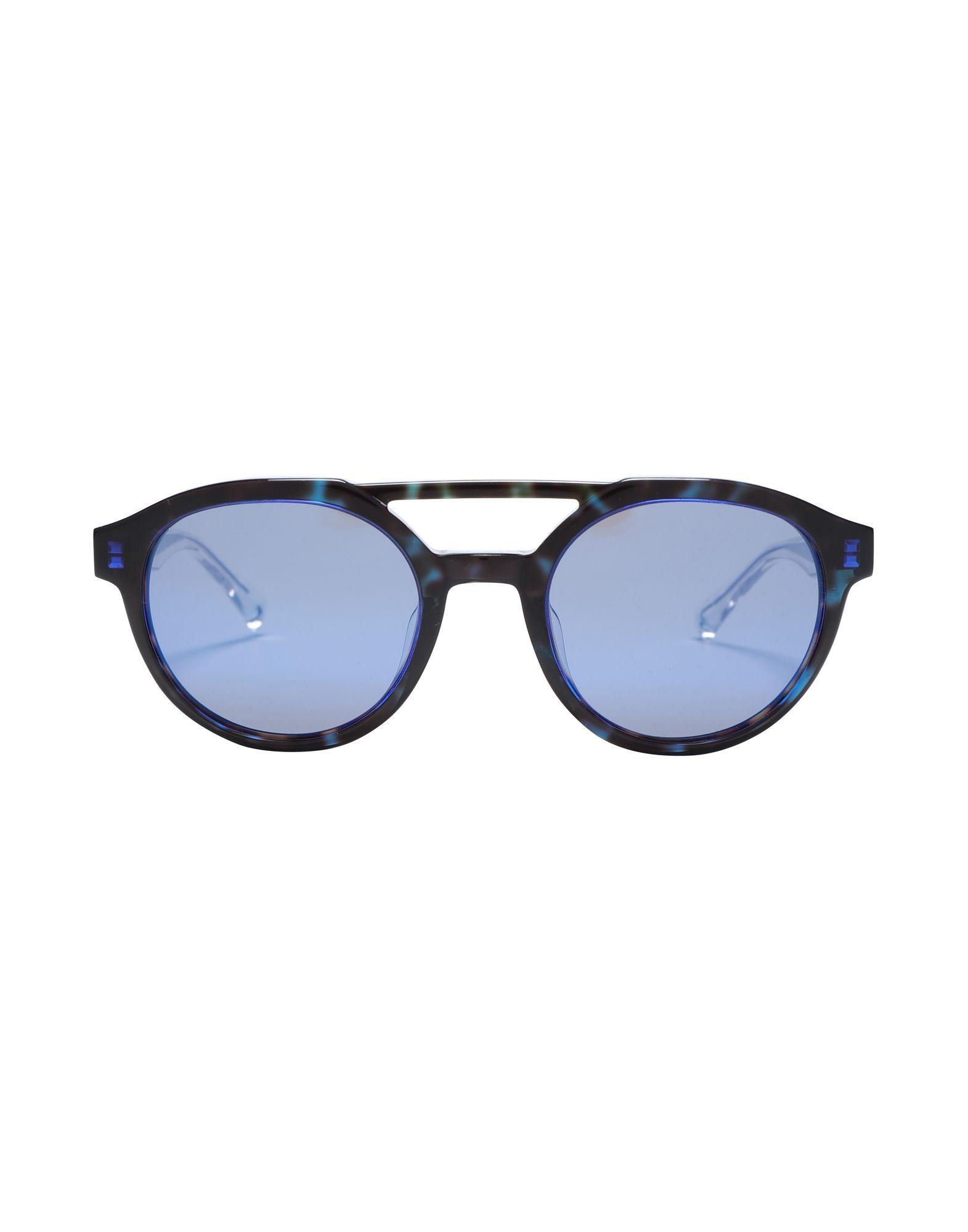 de7ed347c21c1 Lyst - Lunettes de soleil DIESEL pour homme en coloris Bleu