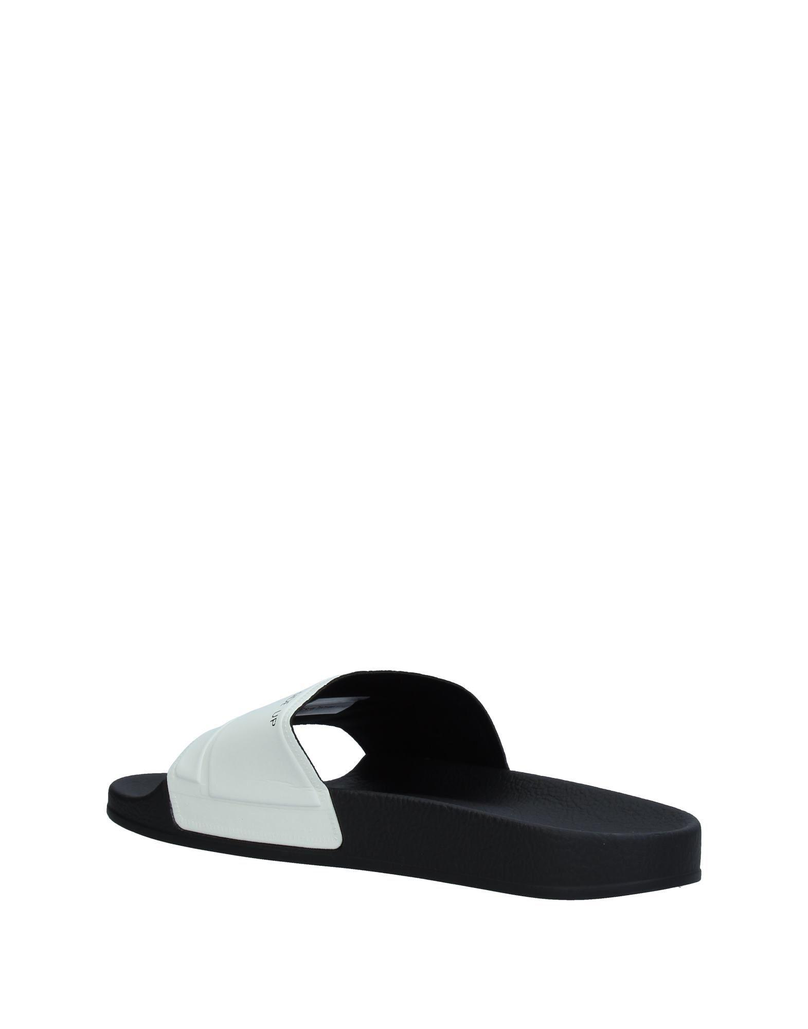 04feda103ed65 adidas By Raf Simons Sandals in White for Men - Lyst