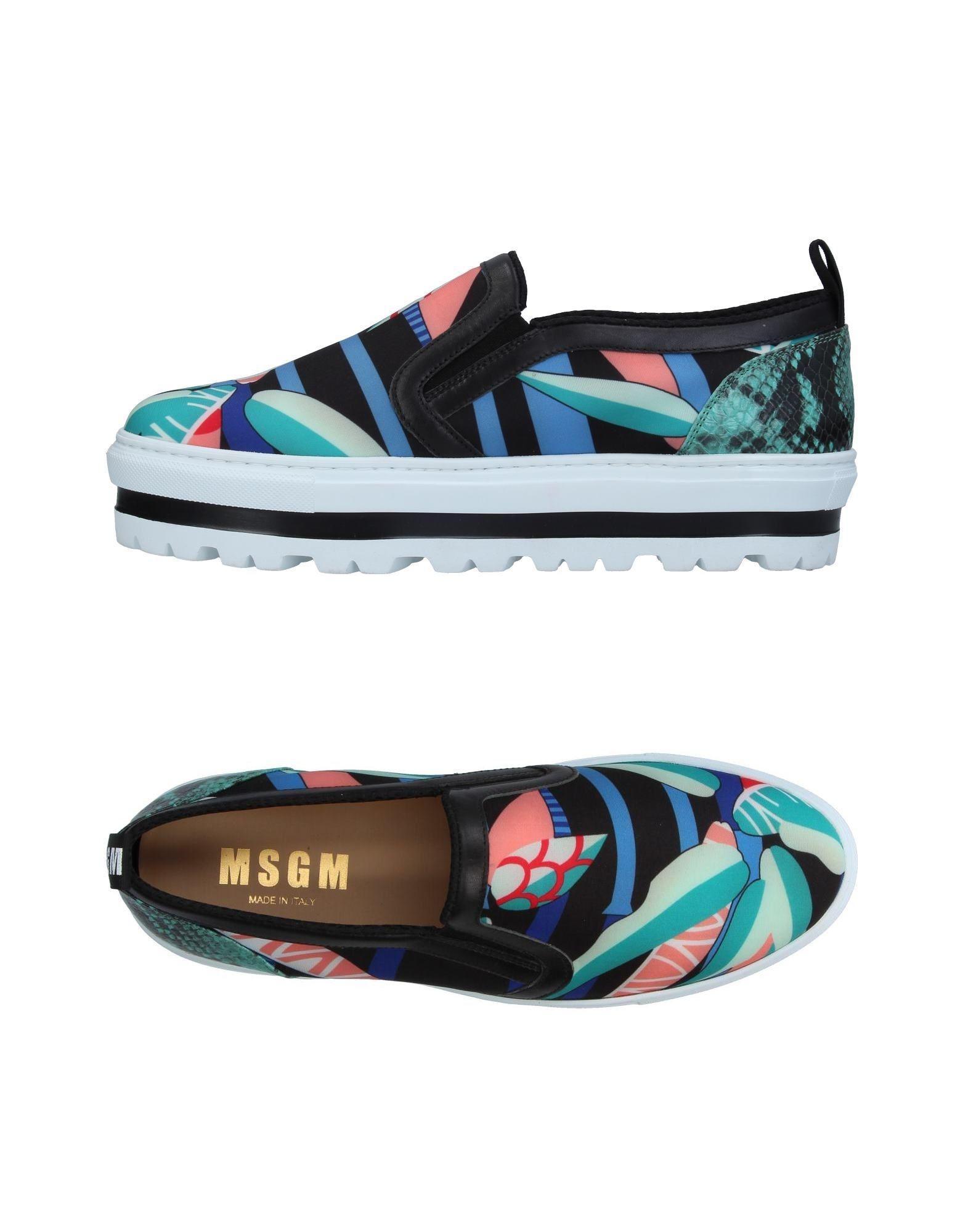 Msgm Bas-tops Et Chaussures De Sport Cekq5d3