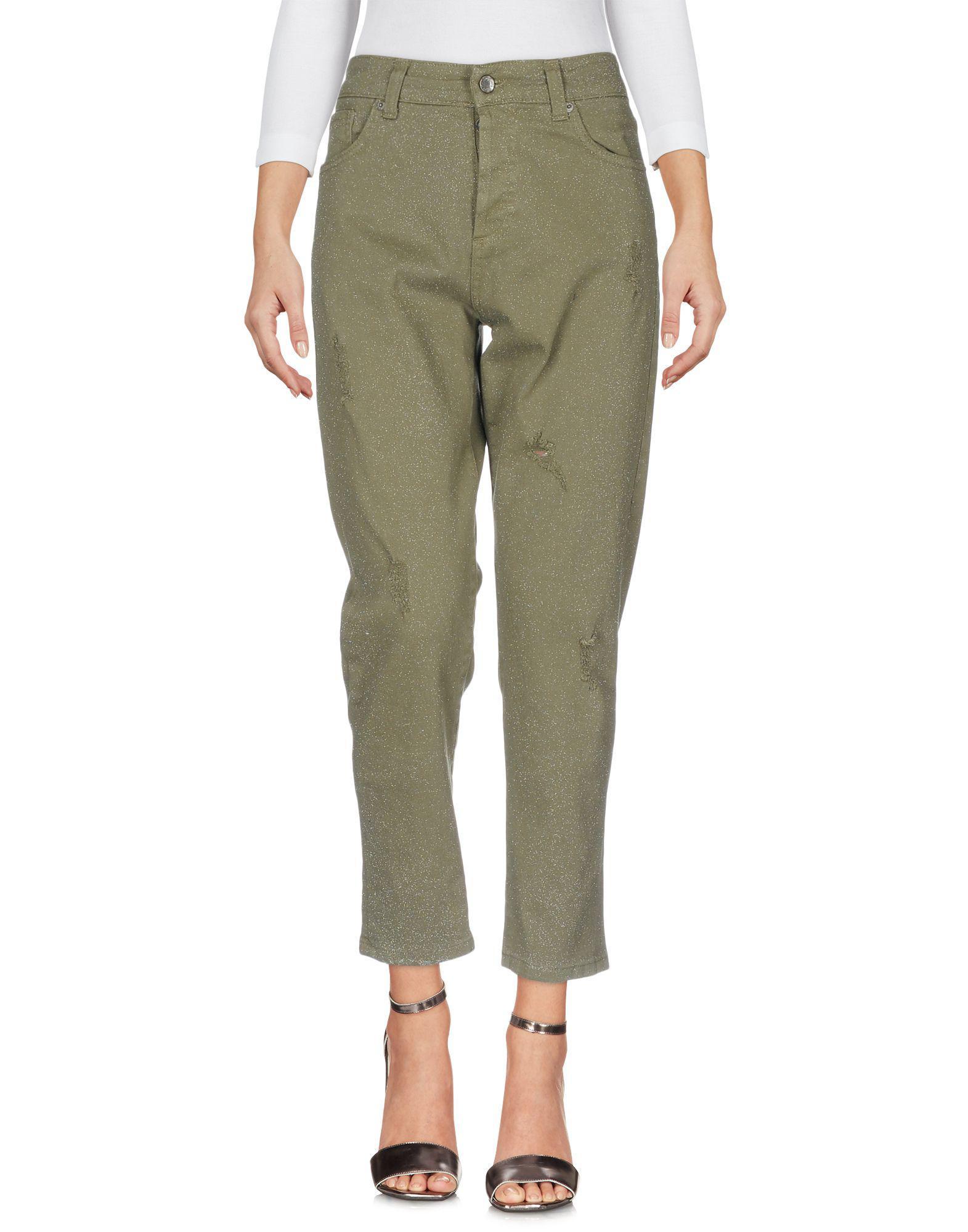 DENIM - Denim trousers Souvenir Manchester Great Sale Cheap Price Cheap Find Great bbHnOg6