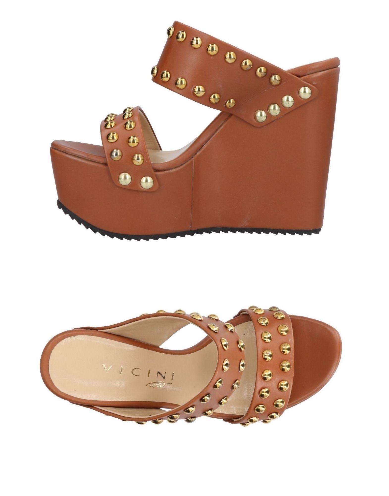 FOOTWEAR - Sandals Vicini dGOPMKSVs