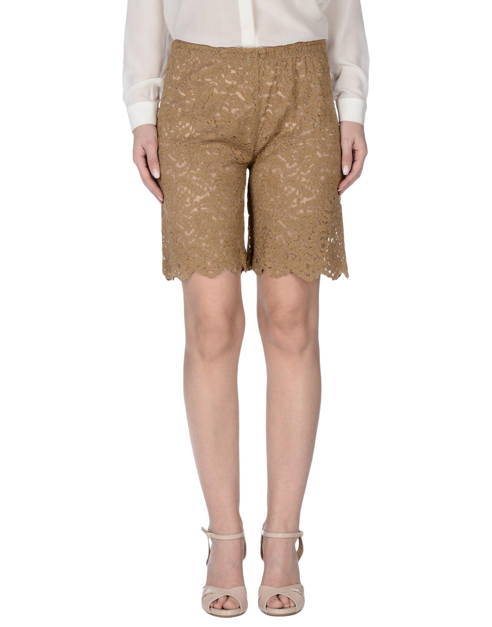 TROUSERS - Bermuda shorts Fontana Couture Shop Offer Online 100% Original For Sale Cheap Recommend eb8KtC9lC