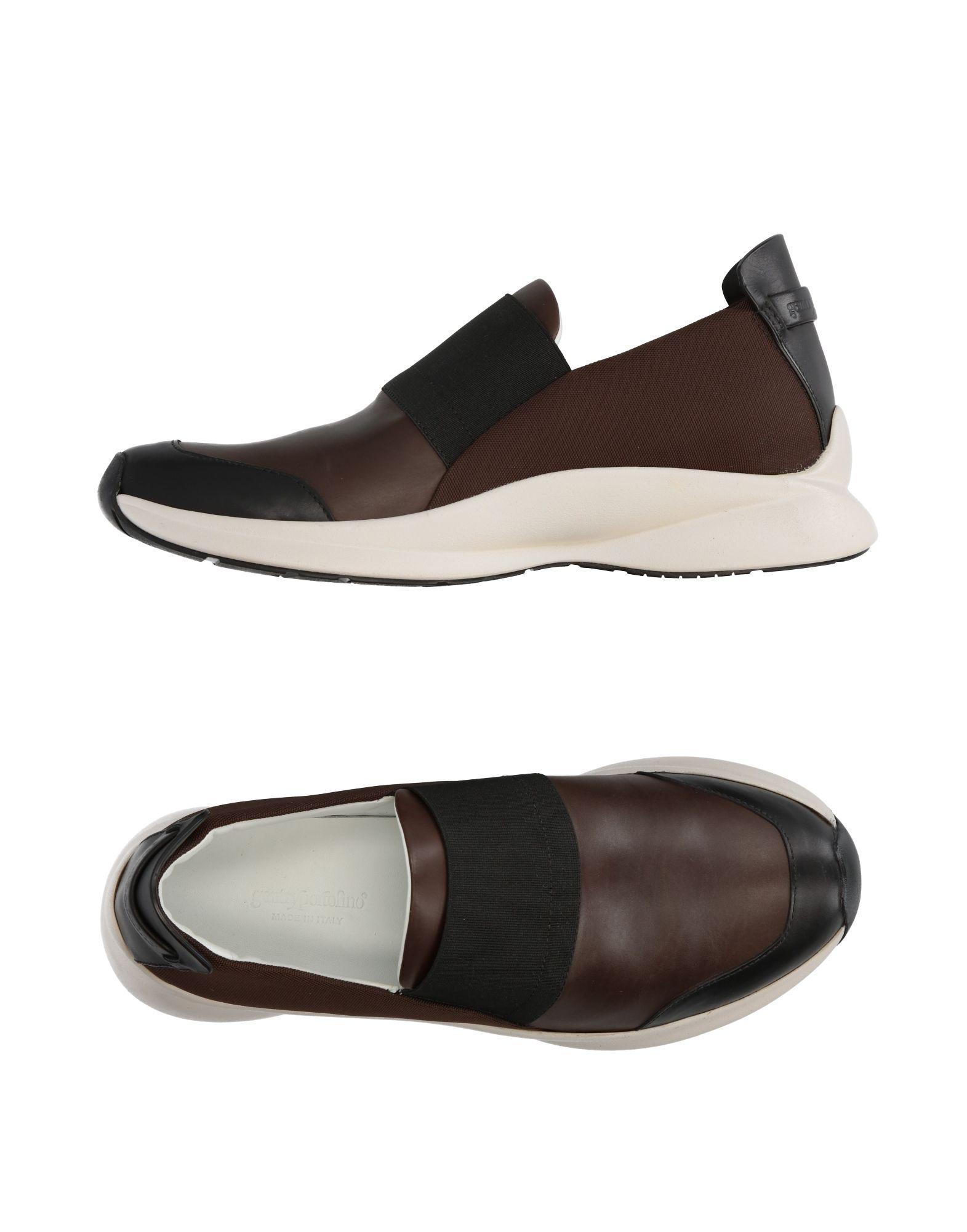 Gentryportofino Bas-tops Et Chaussures De Sport ICfNlpWkX