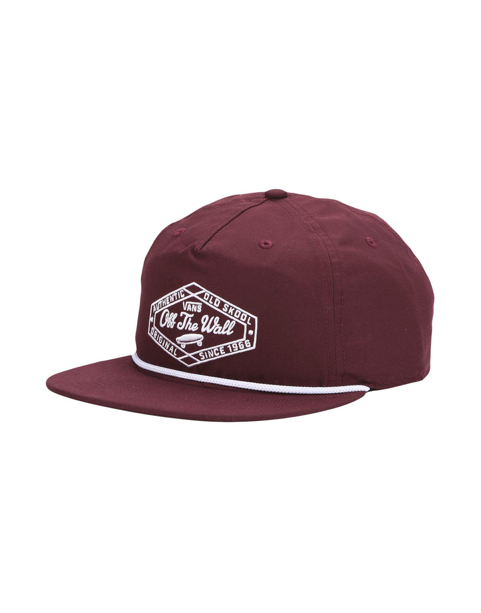 2f151211 Lyst - Vans Hat for Men
