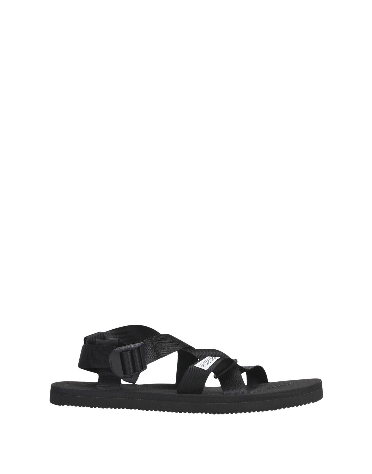 333f937a08fd Lyst - Suicoke Sandals in Black for Men