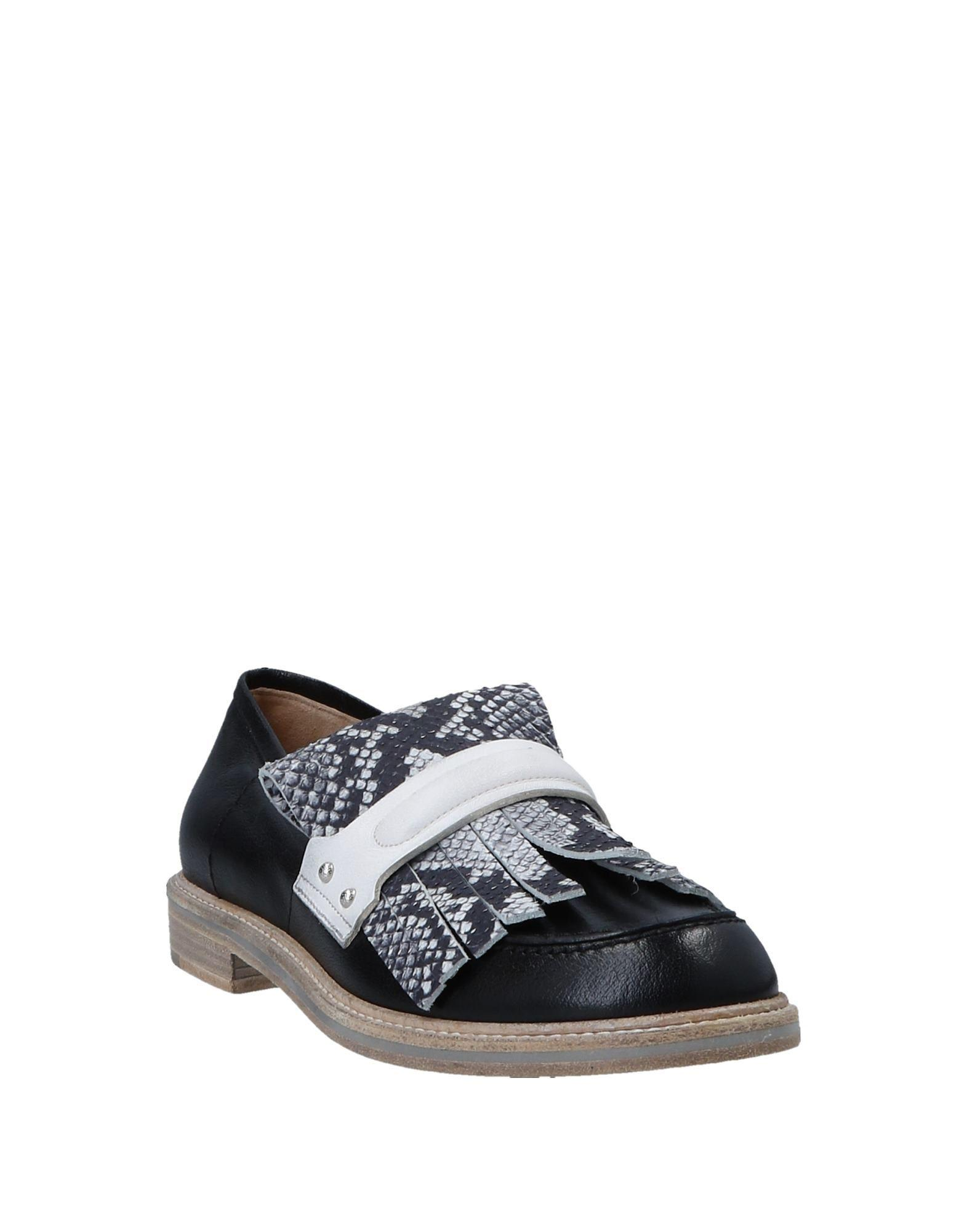 a15fd5edd11 Laura Bellariva - Black Loafer - Lyst. View fullscreen