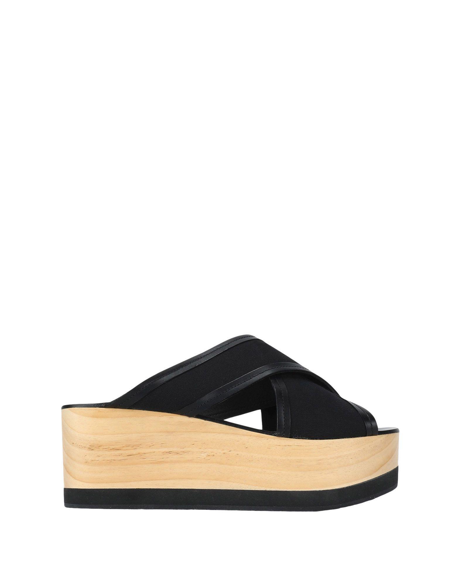 67abb180b49 Lyst - Isabel Marant Sandals in Black
