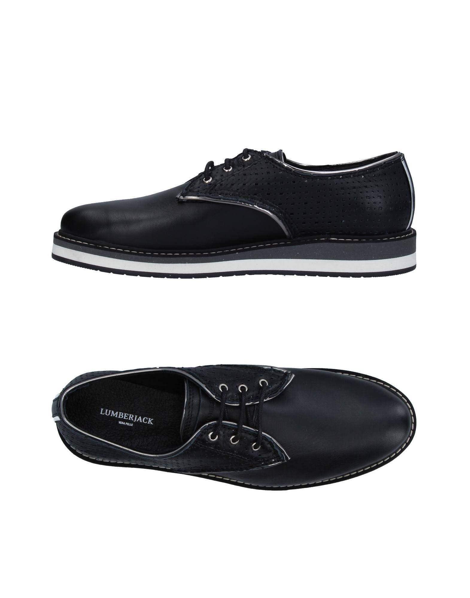FOOTWEAR - Lace-up shoes Lumberjack otK2WdAQX