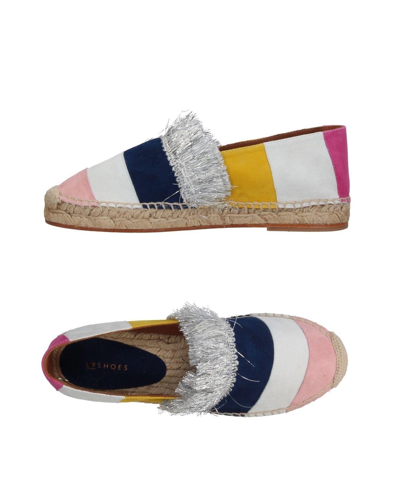 L'f Chaussures Espadrilles PLh5E4ER