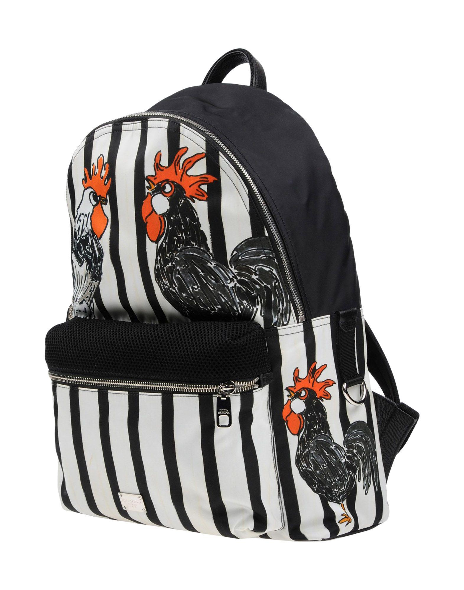 BAGS - Backpacks & Bum bags Dolce & Gabbana MpEf0