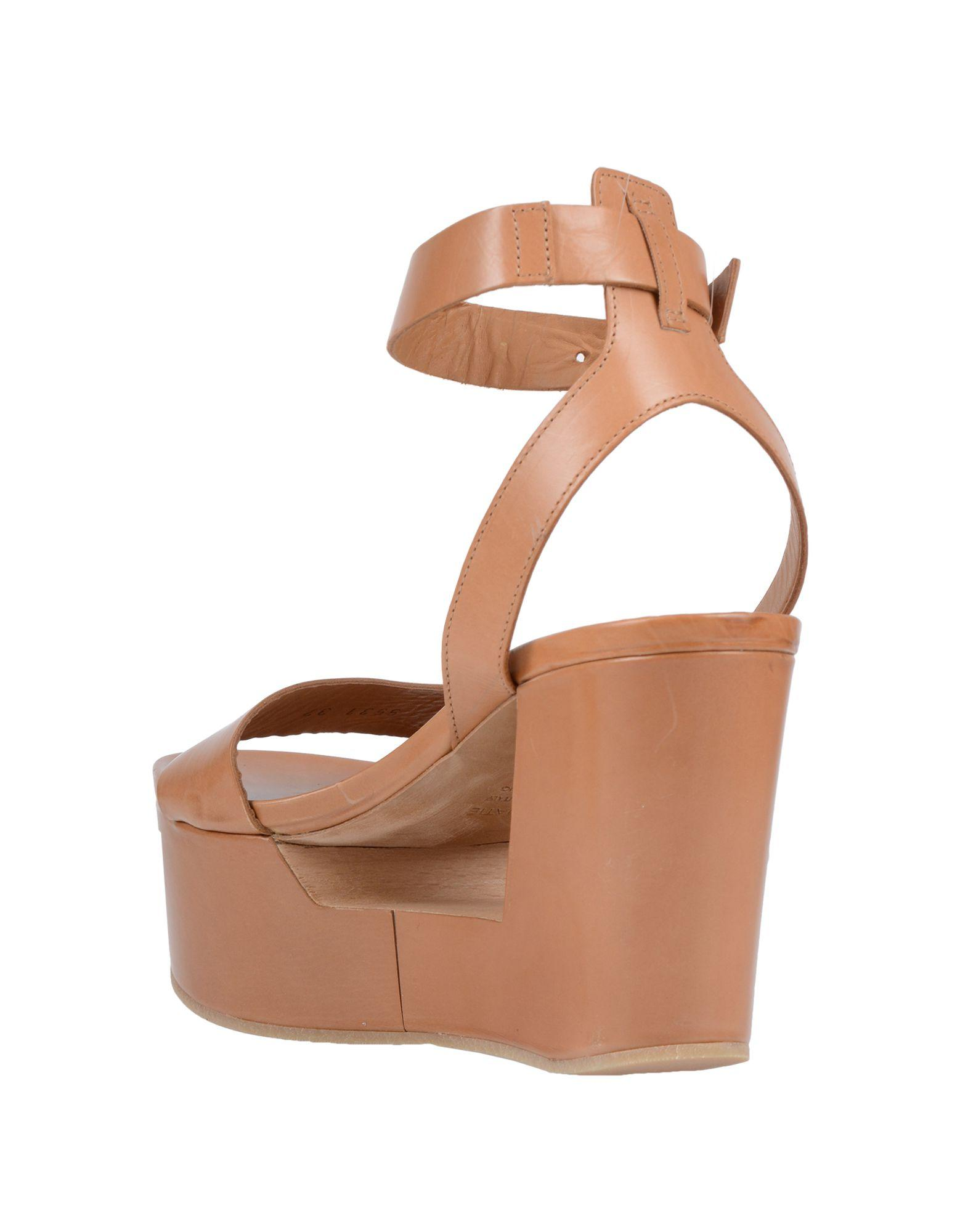 a03487e7e2d Lyst - Vic Matié Sandals in Brown