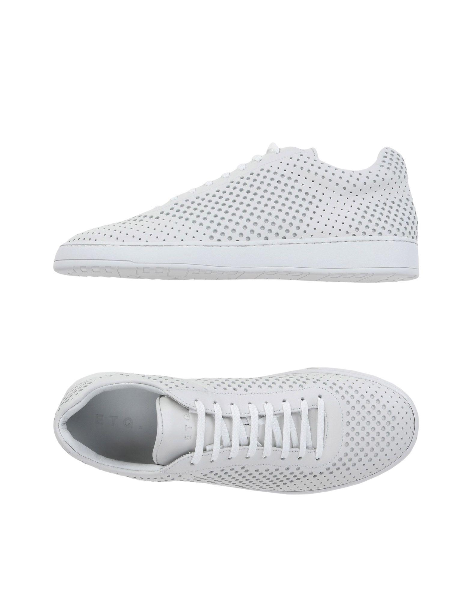 bf25535b737 Lyst - ETQ Amsterdam Low-tops & Sneakers in White for Men