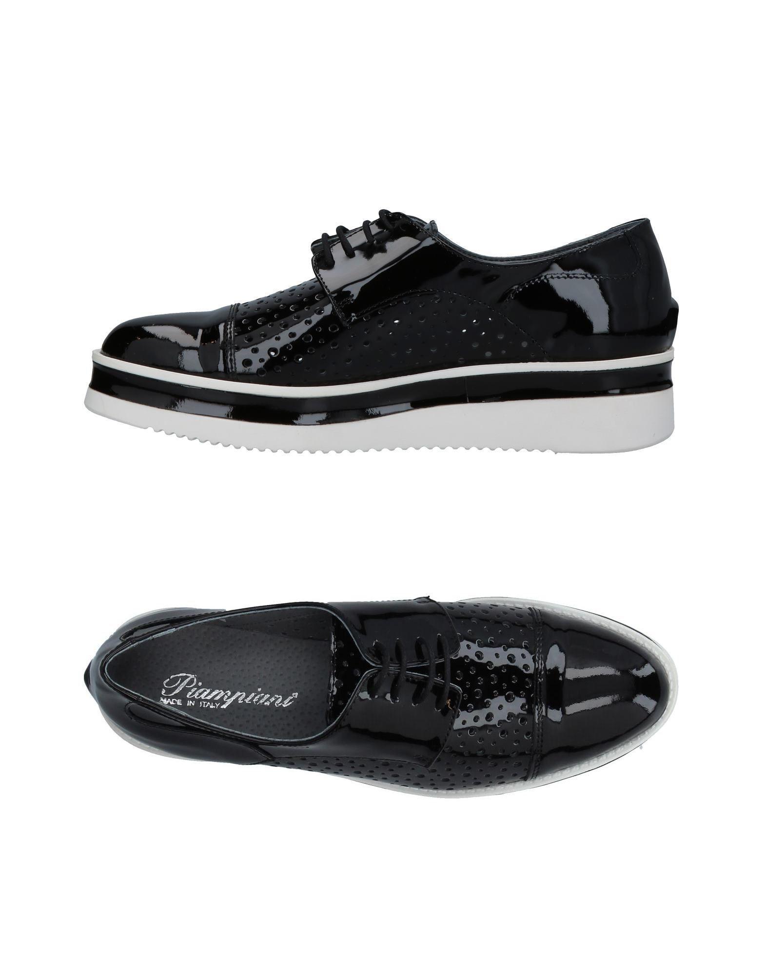 FOOTWEAR - Lace-up shoes Piampiani Fashionable Online s5MouQ7t
