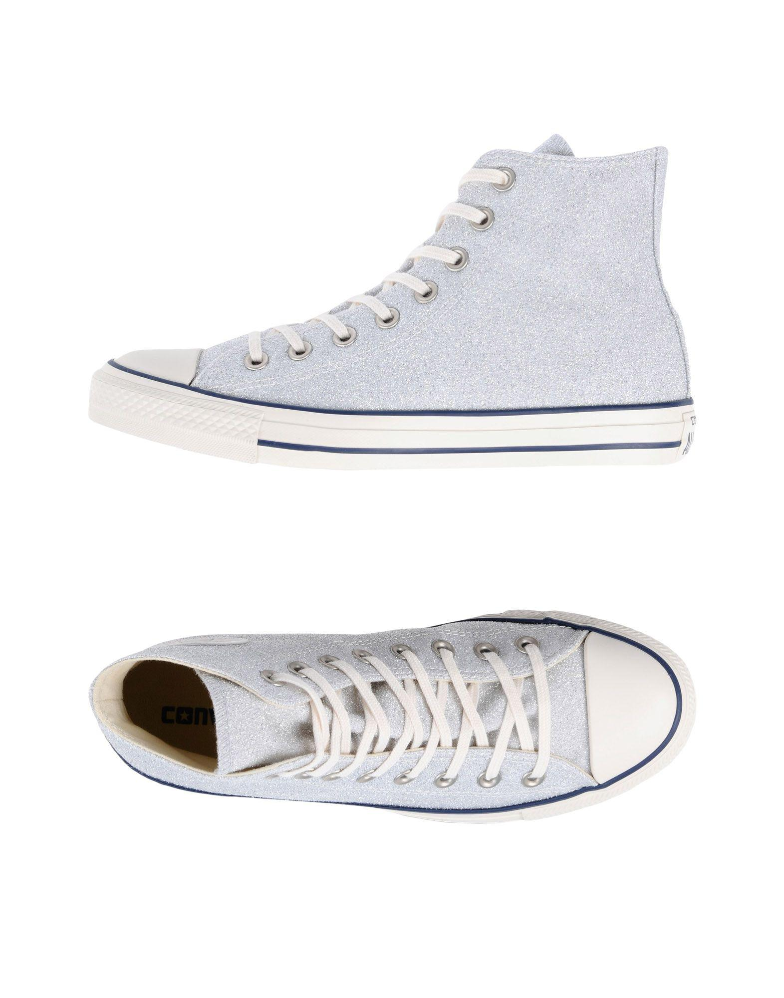 63fa4ff91e25 Lyst - Converse High-tops   Sneakers in Gray for Men