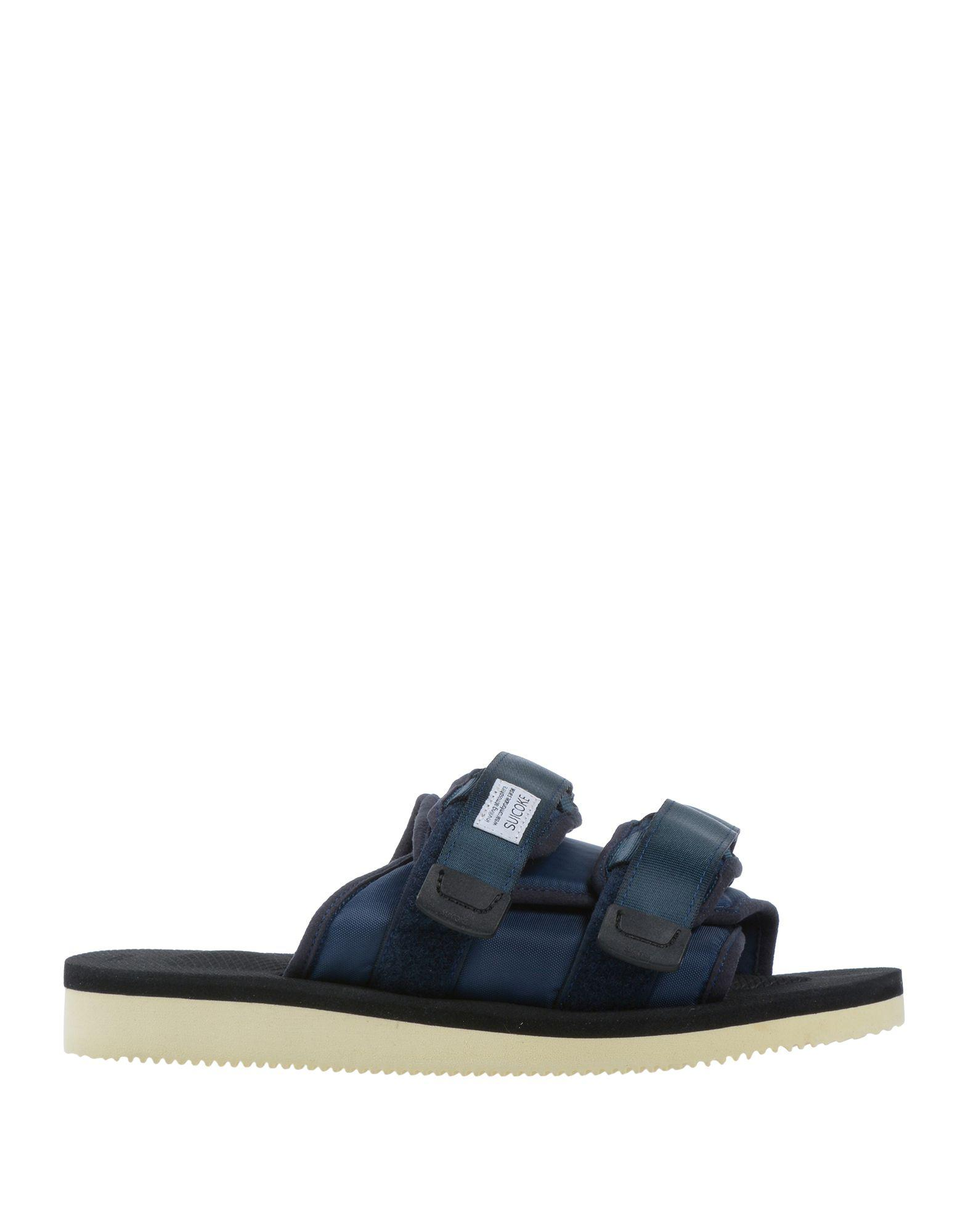 040c58a46d9 Lyst - Suicoke Sandals in Blue for Men