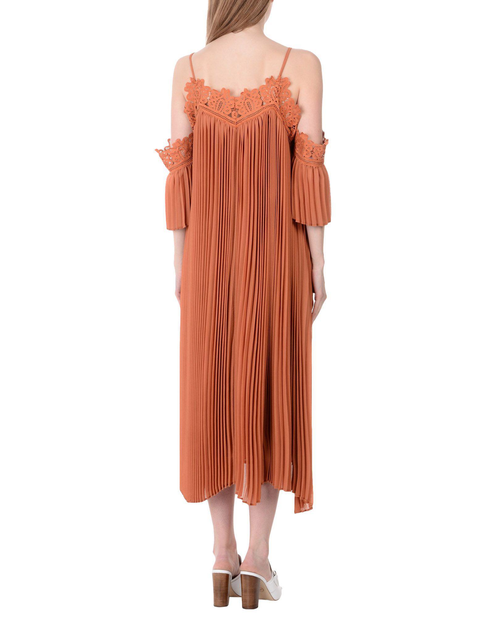 Length Dress Lyst Zheng 34 Weili 1RZYO