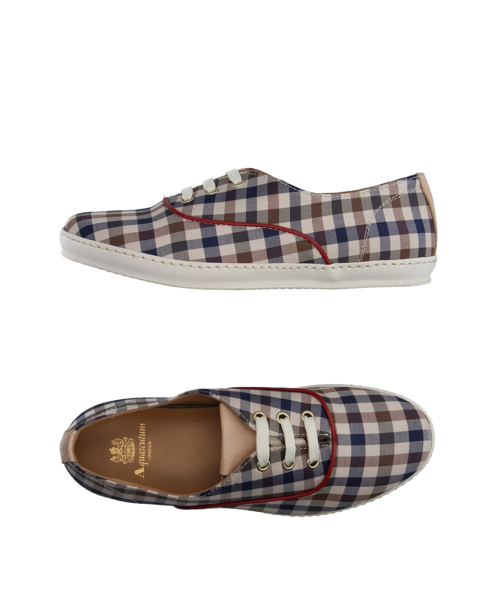 FOOTWEAR - Low-tops & sneakers Aquascutum cZY67JOMUL