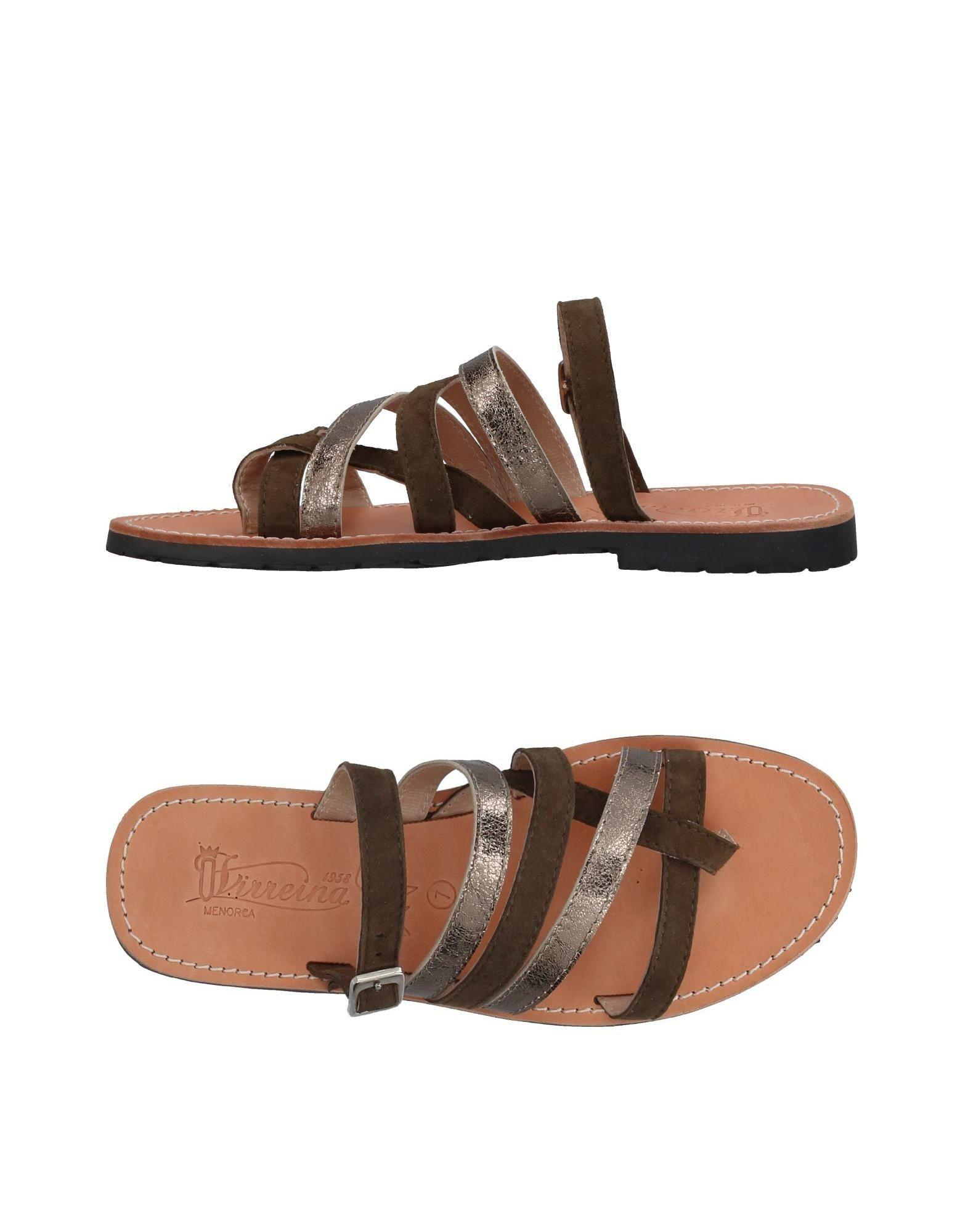 FOOTWEAR - Toe post sandals Virreina NIhLMuD