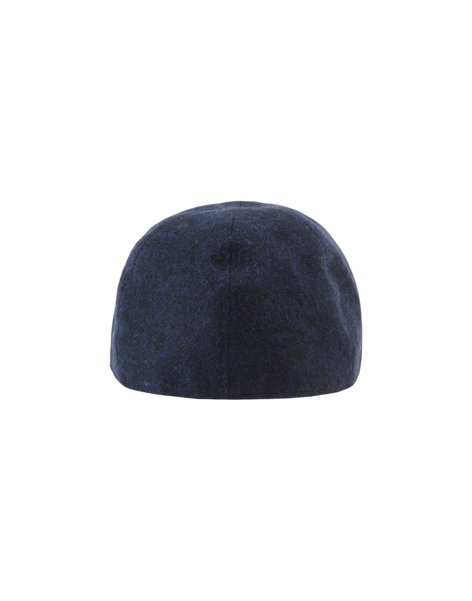 d09c29b9374 Lyst - Emporio Armani Hat in Blue for Men