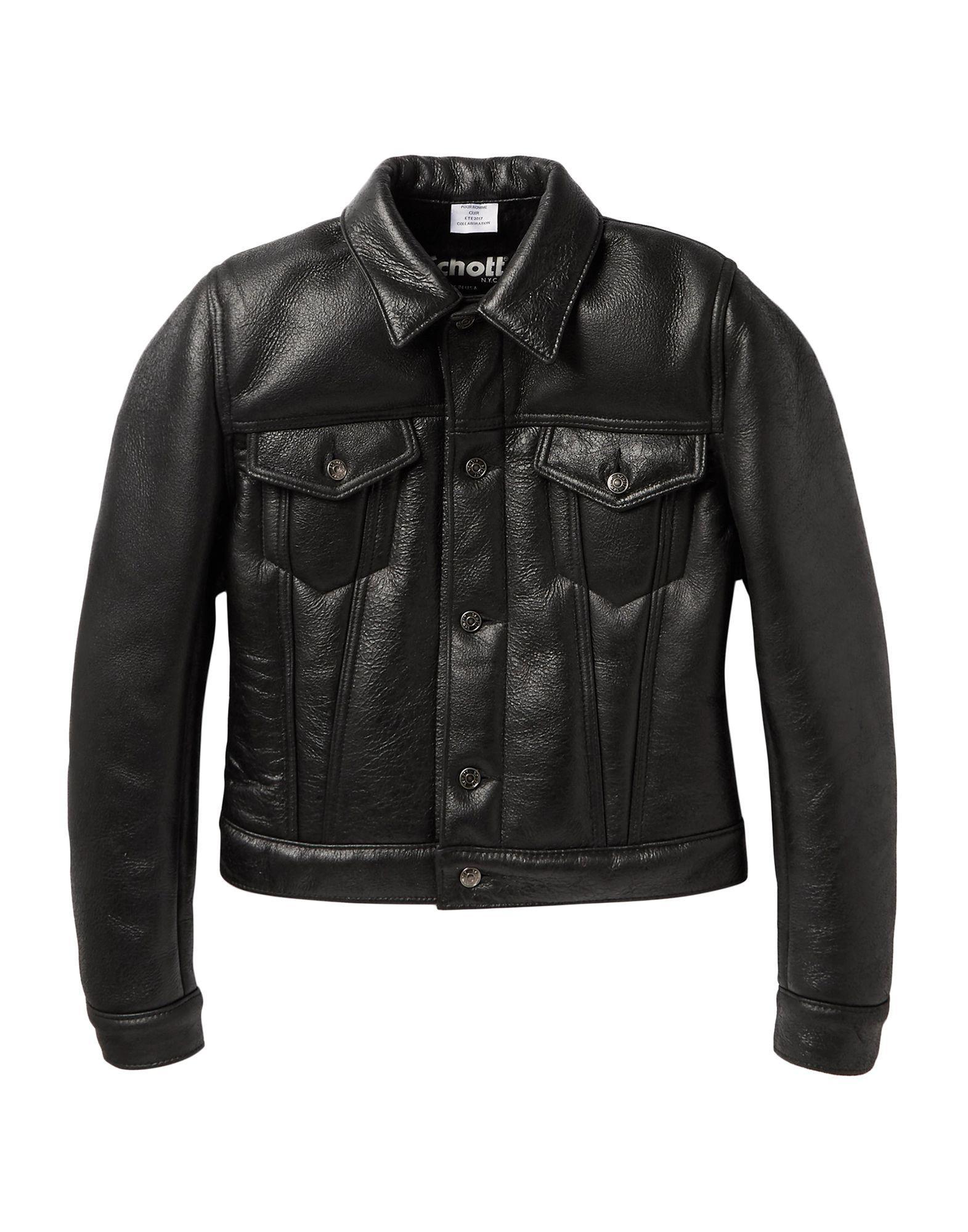 schott jacket dating