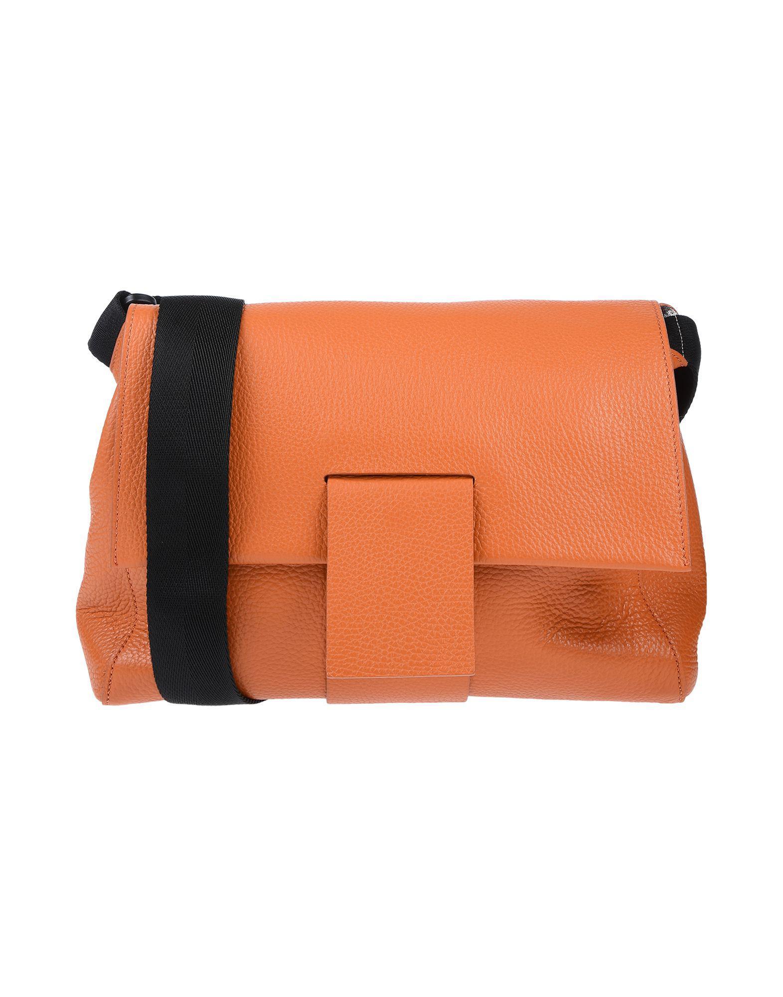 32aad066ea34 MM6 by Maison Martin Margiela - Orange Cross-body Bag - Lyst. View  fullscreen