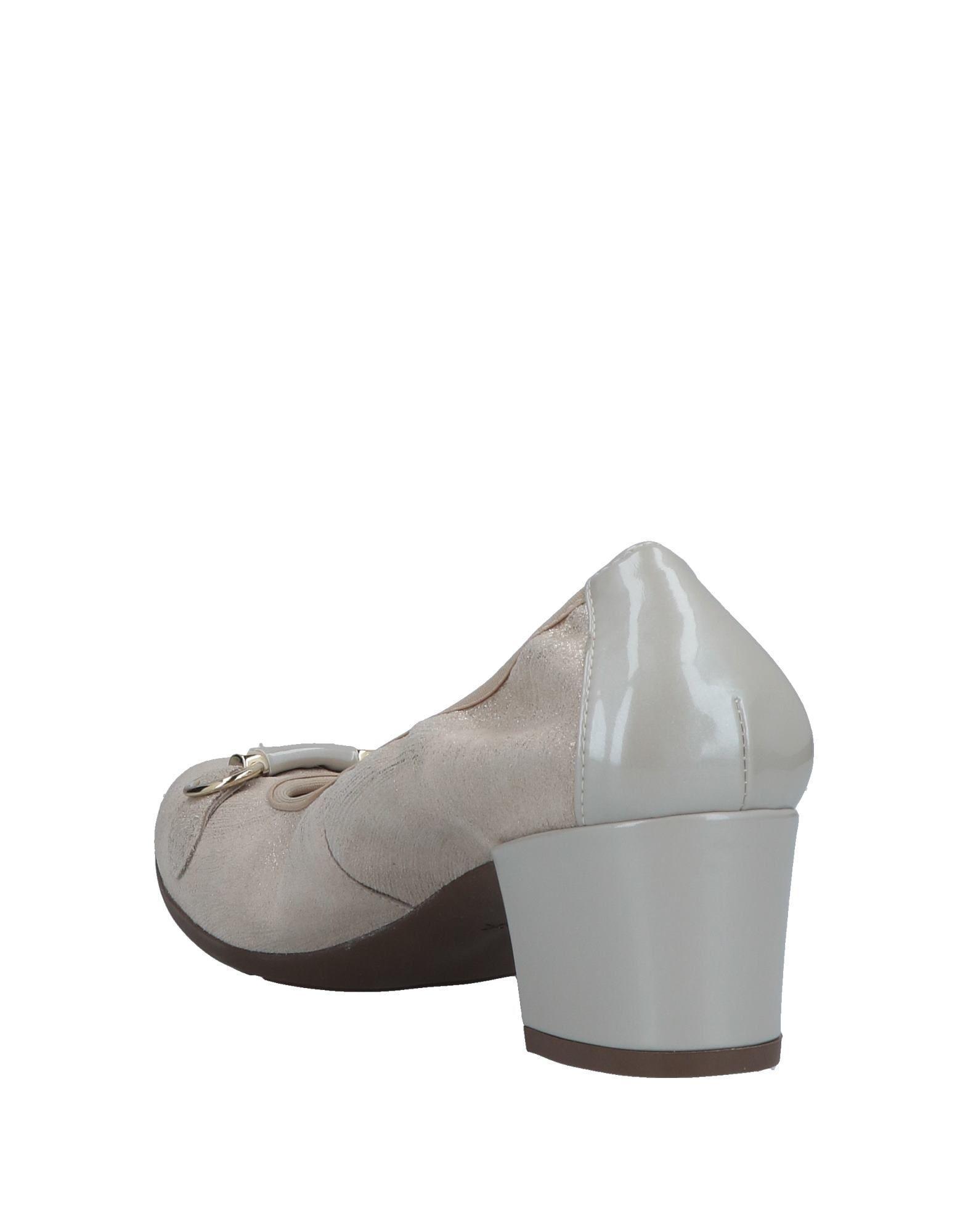 Lyst Geox Zapatos Color De Neutro Salón nON8k0ZPXw