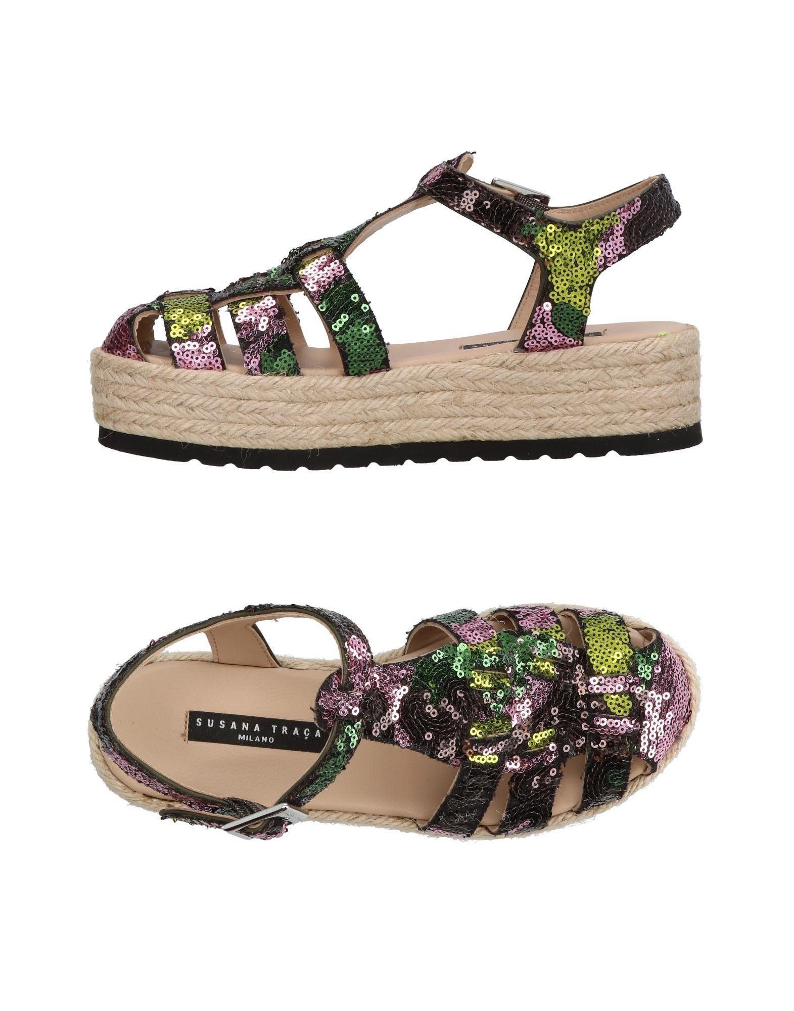 Chaussures - Espadrilles À Tra? Susana A1H3Y