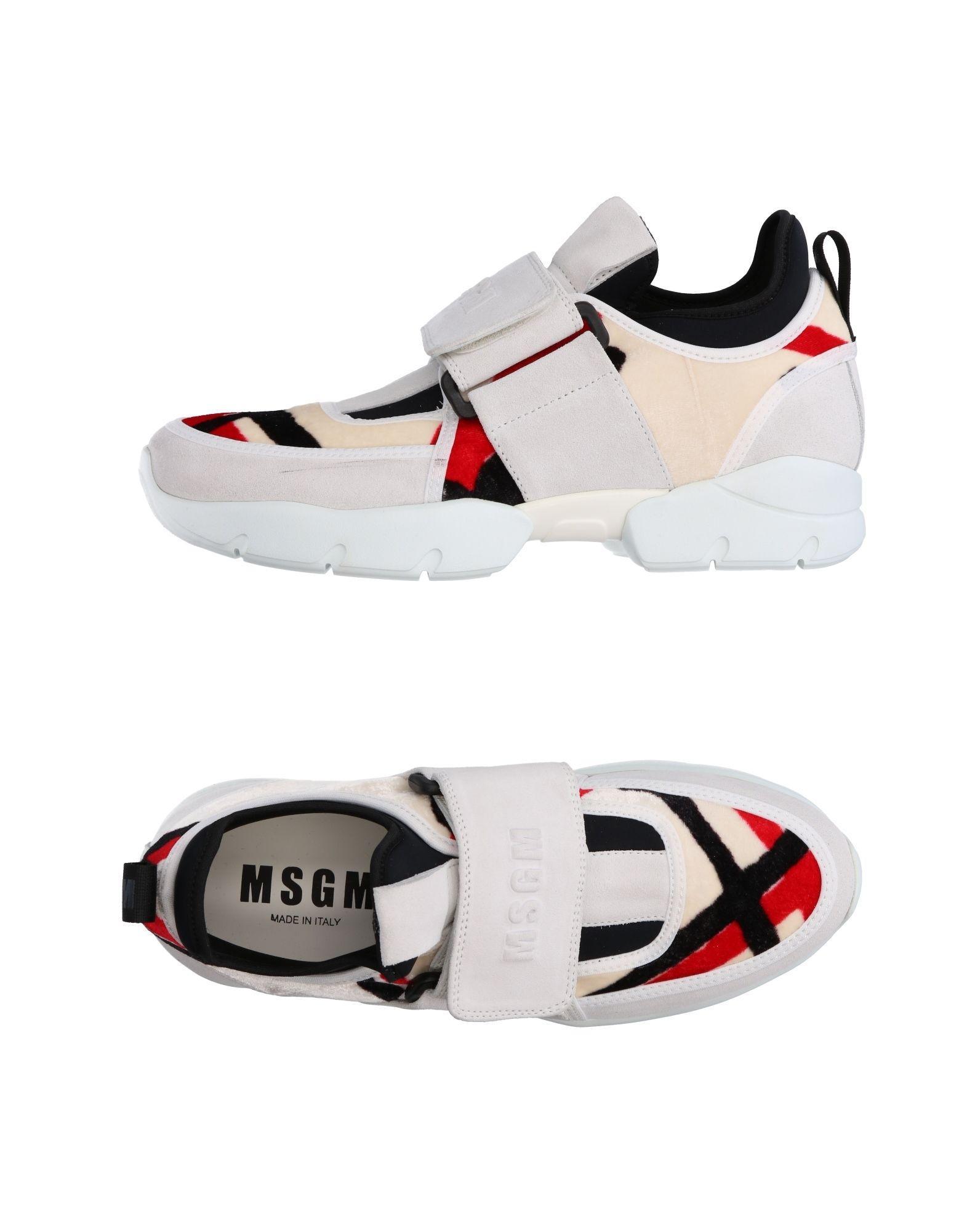 Msgm Bas-tops Et Chaussures De Sport pf4wh8