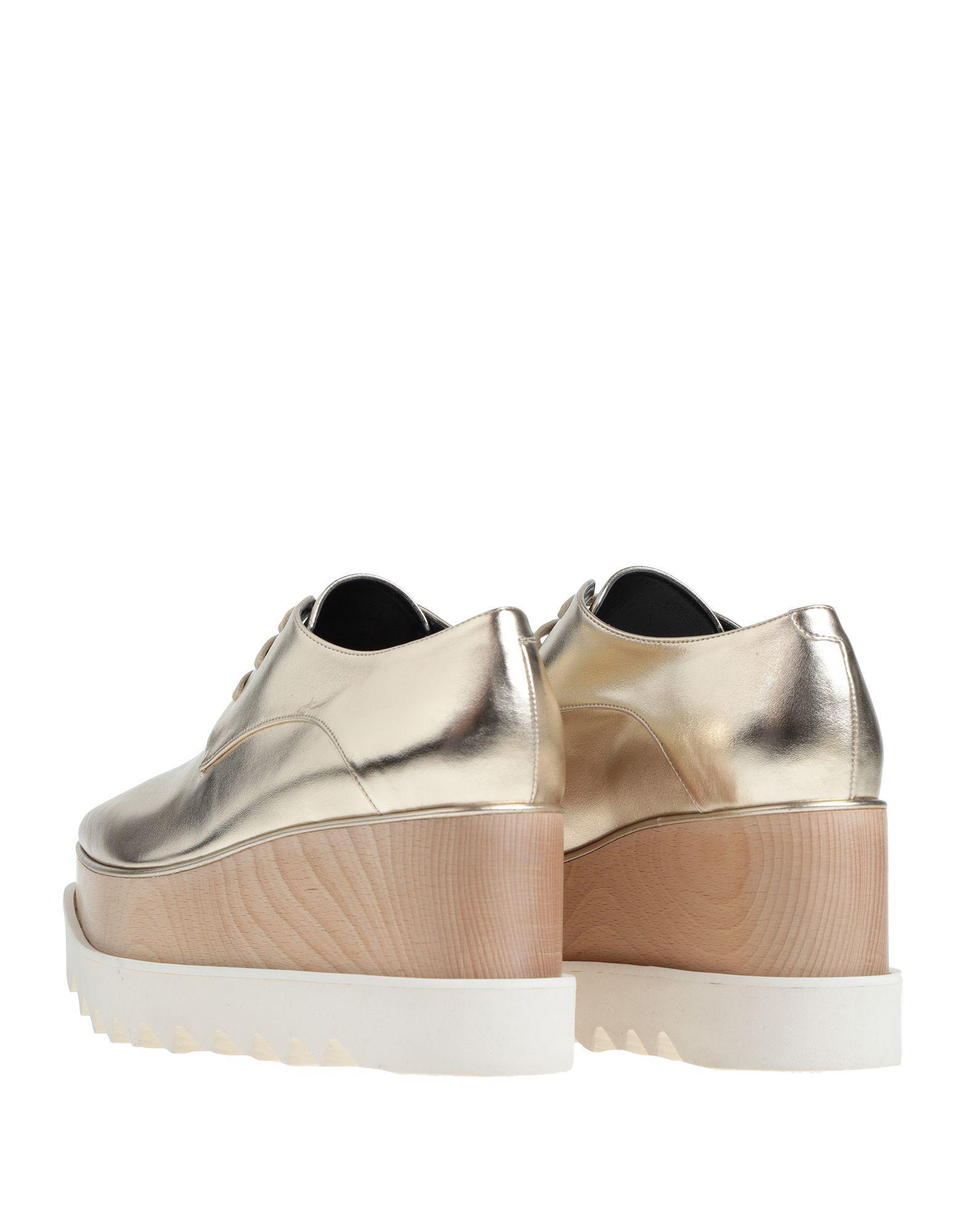 0200fe9bf902 Lyst - Stella McCartney Lace-up Shoe