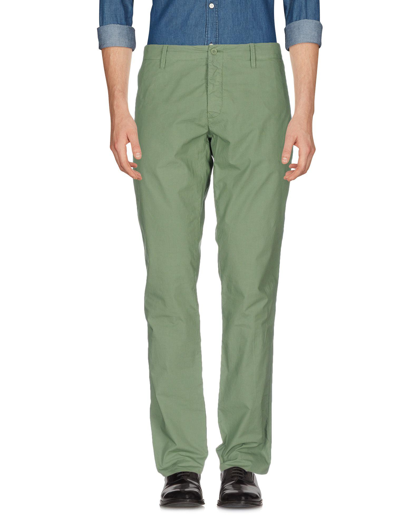 TROUSERS - Casual trousers Tomas Maier sRHex