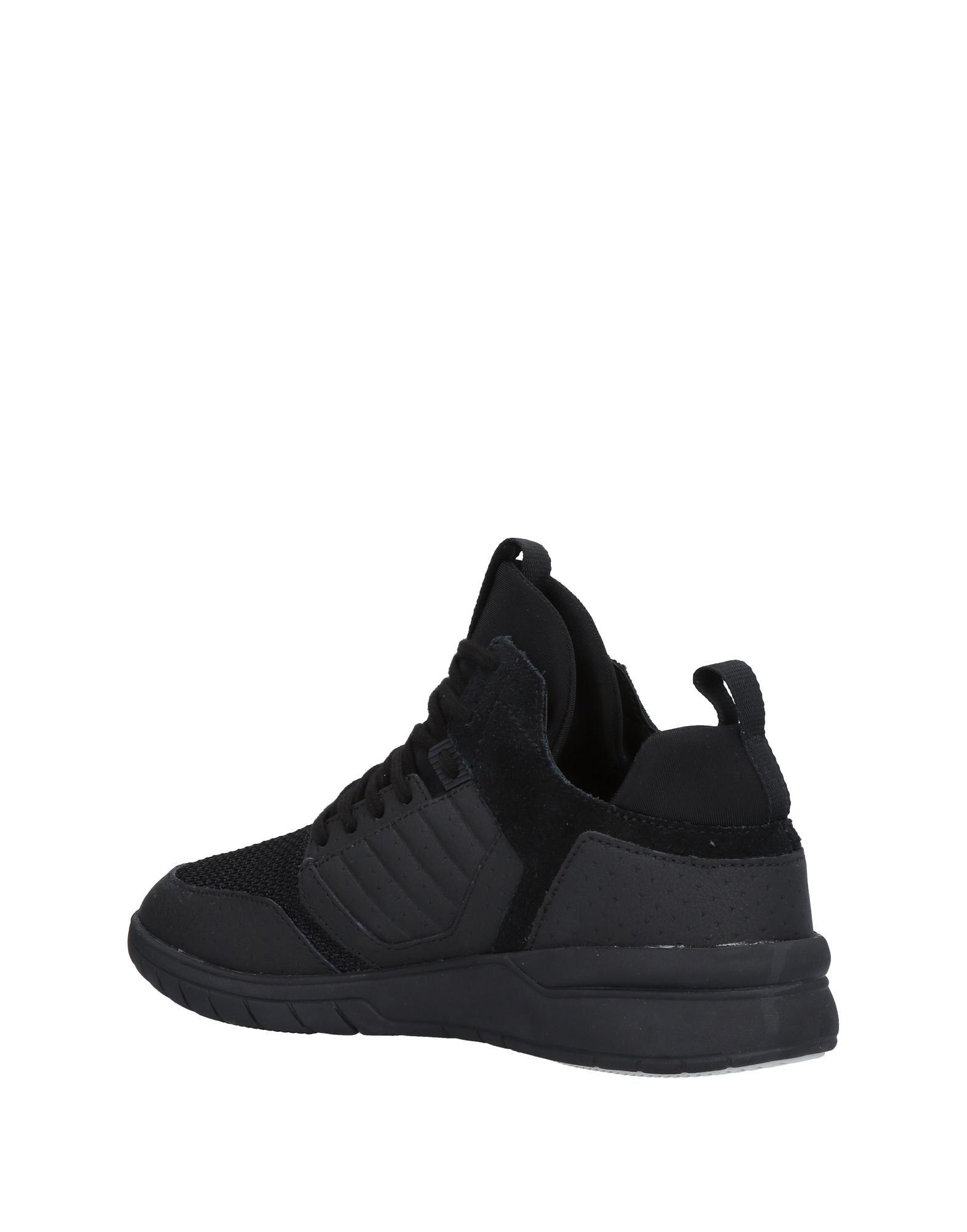 8e7f913891 Supra Low-tops & Sneakers in Black for Men - Lyst