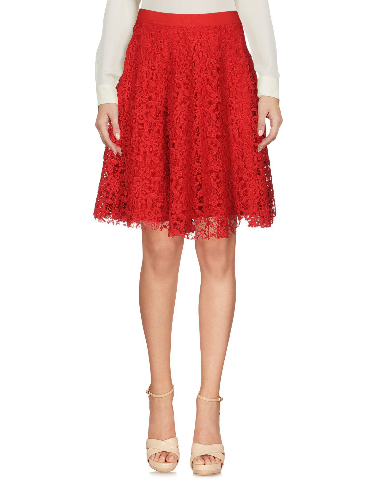 SKIRTS - Knee length skirts Ermanno Scervino mpY7o3cTSa