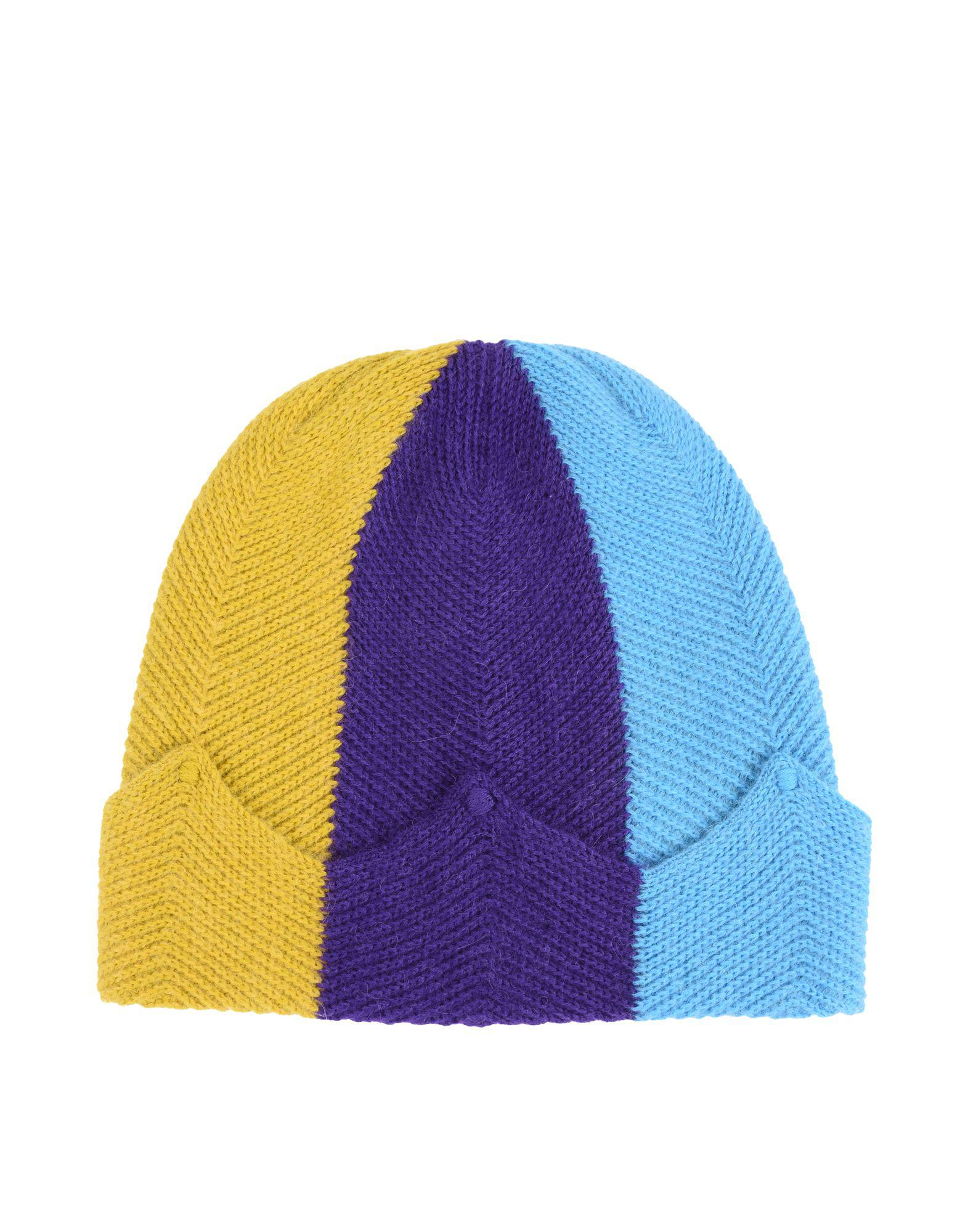 d6eea9a9f05 Missoni - Blue Hat - Lyst. View fullscreen