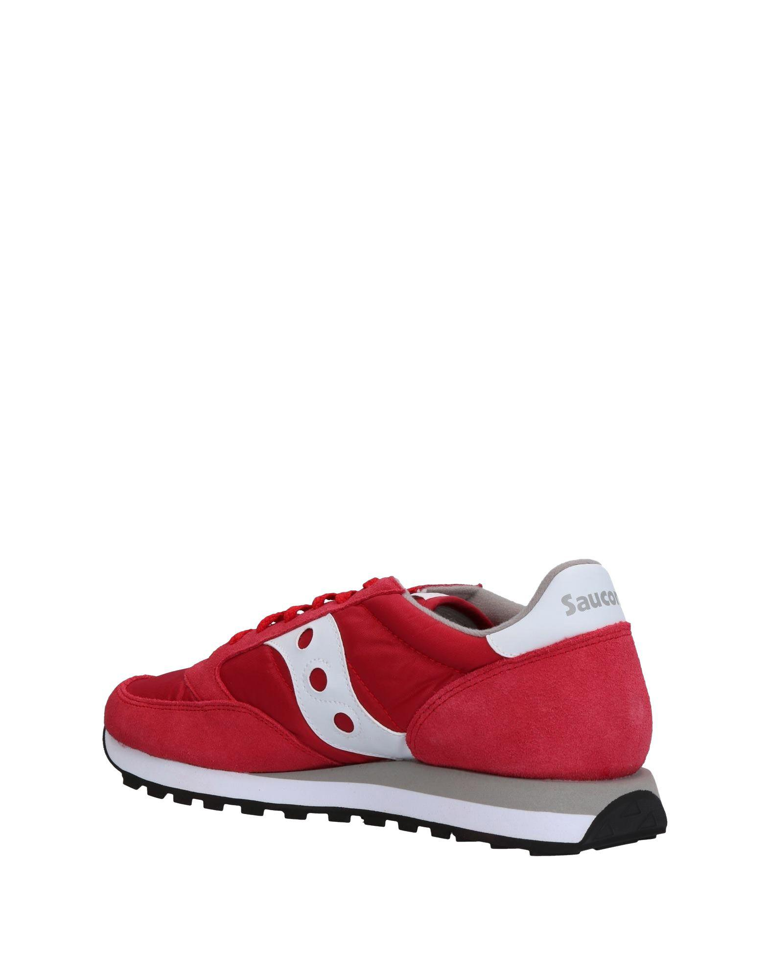41703edd9aa0 Lyst - Saucony SAUCONY Sneaker jazz rossa in Red - Save 34%