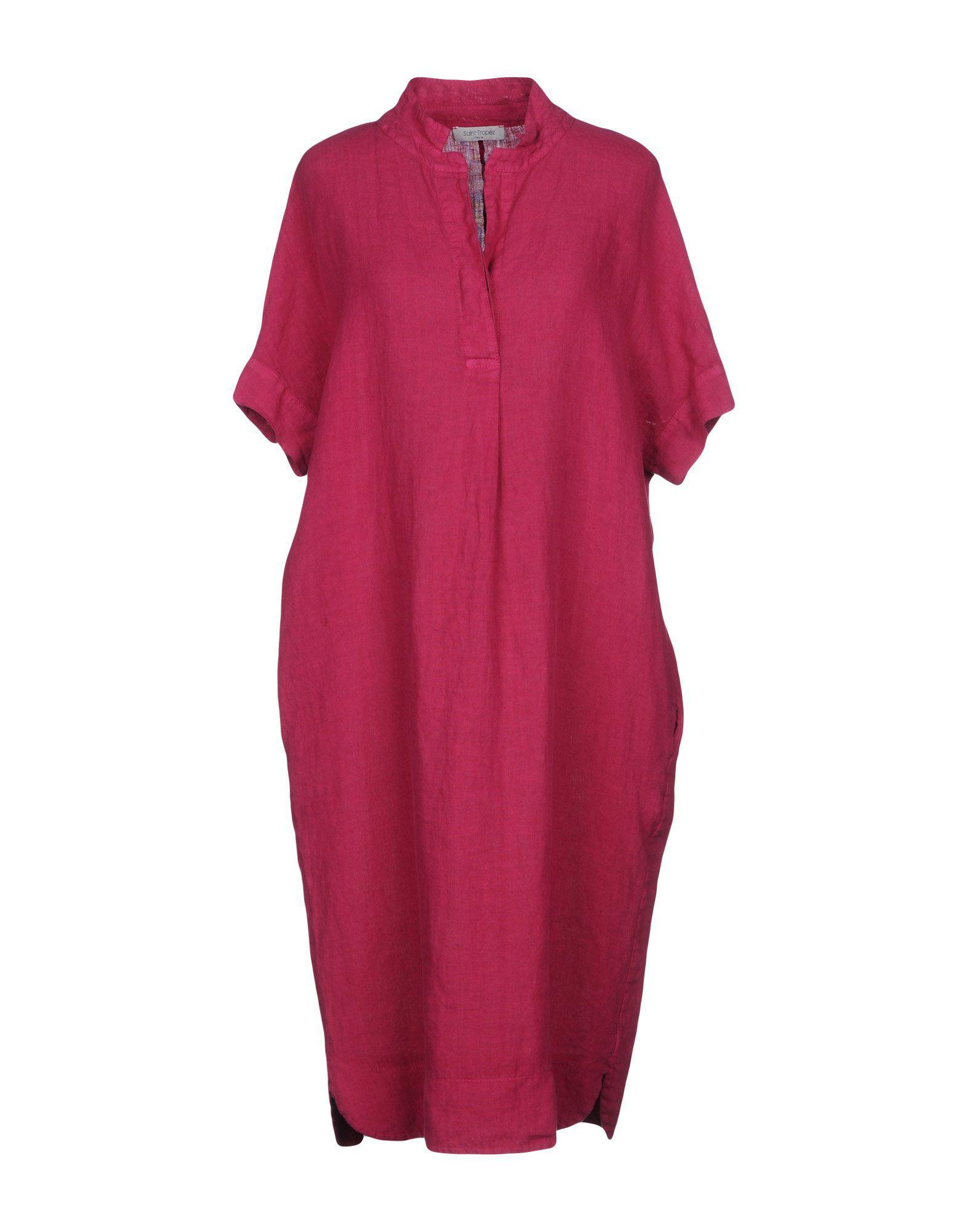 Lyst - Saint Tropez Knee-length Dresses in Pink
