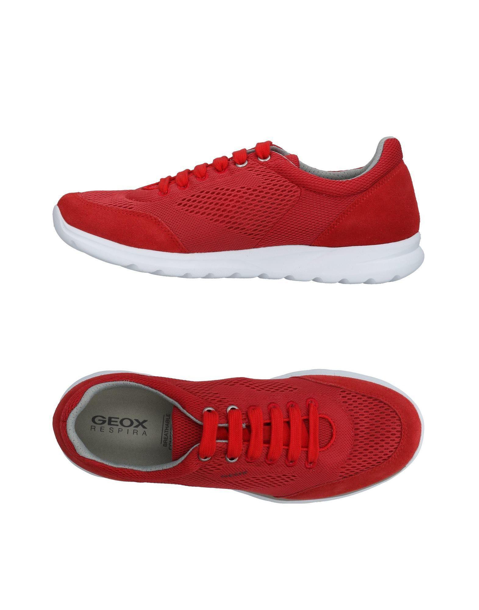 Geox Bas-tops Et Chaussures De Sport reWBbQjhl
