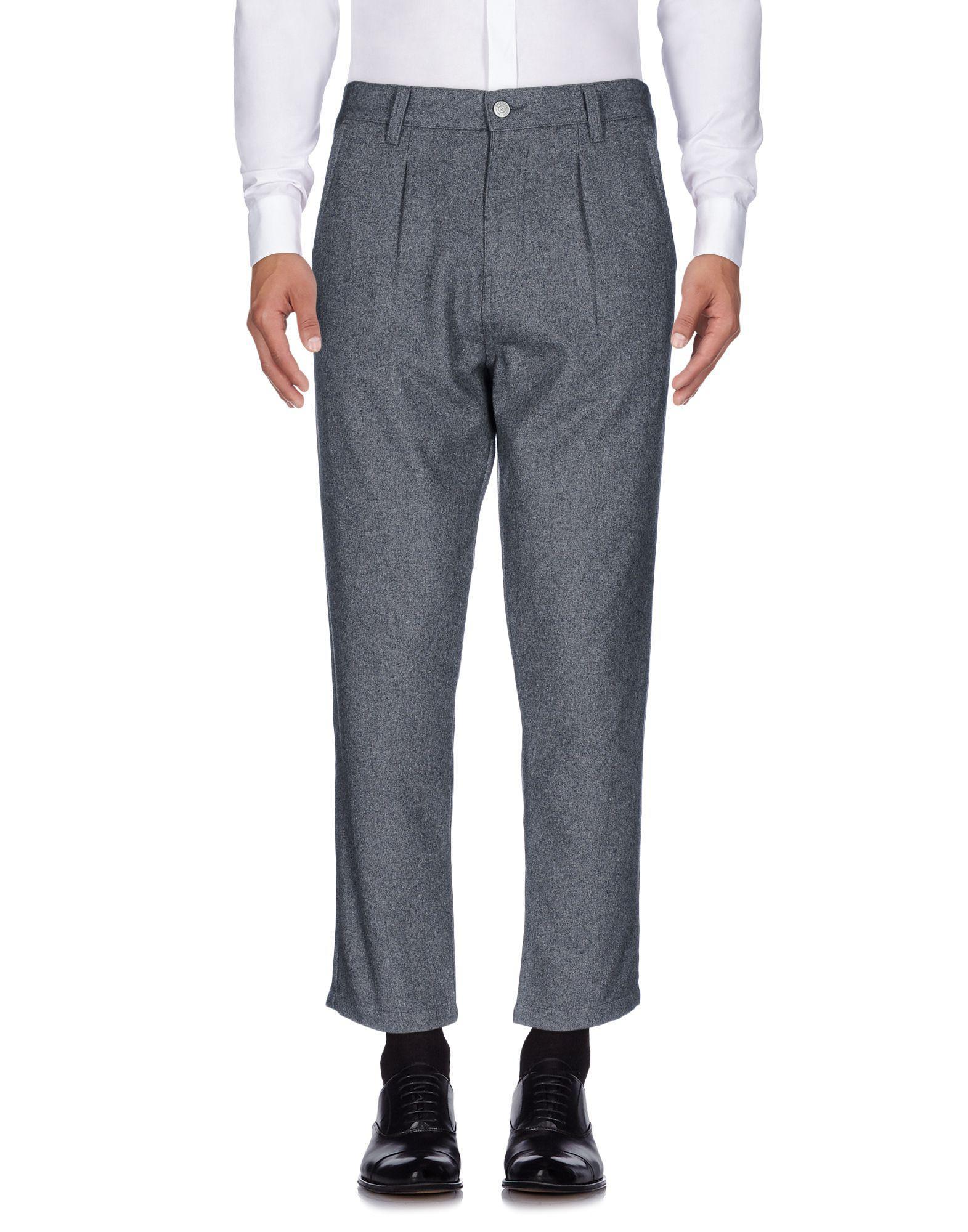 TROUSERS - Casual trousers Anerkjendt XIBWx