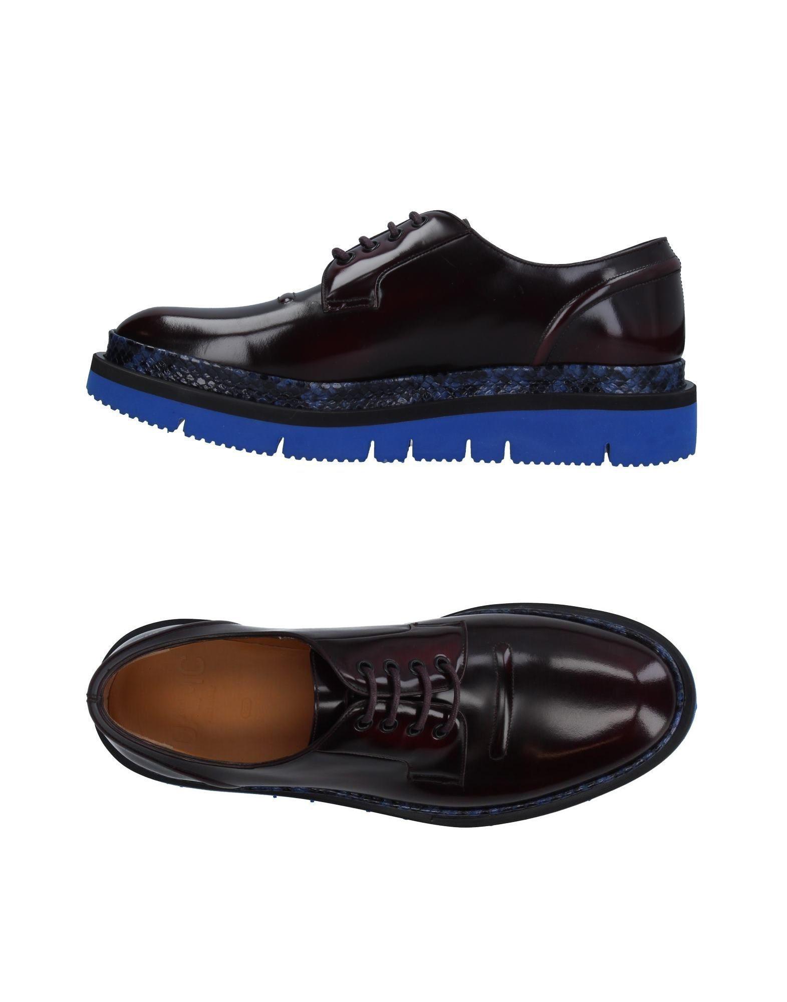 FOOTWEAR - Lace-up shoes Sangue 8J4WS