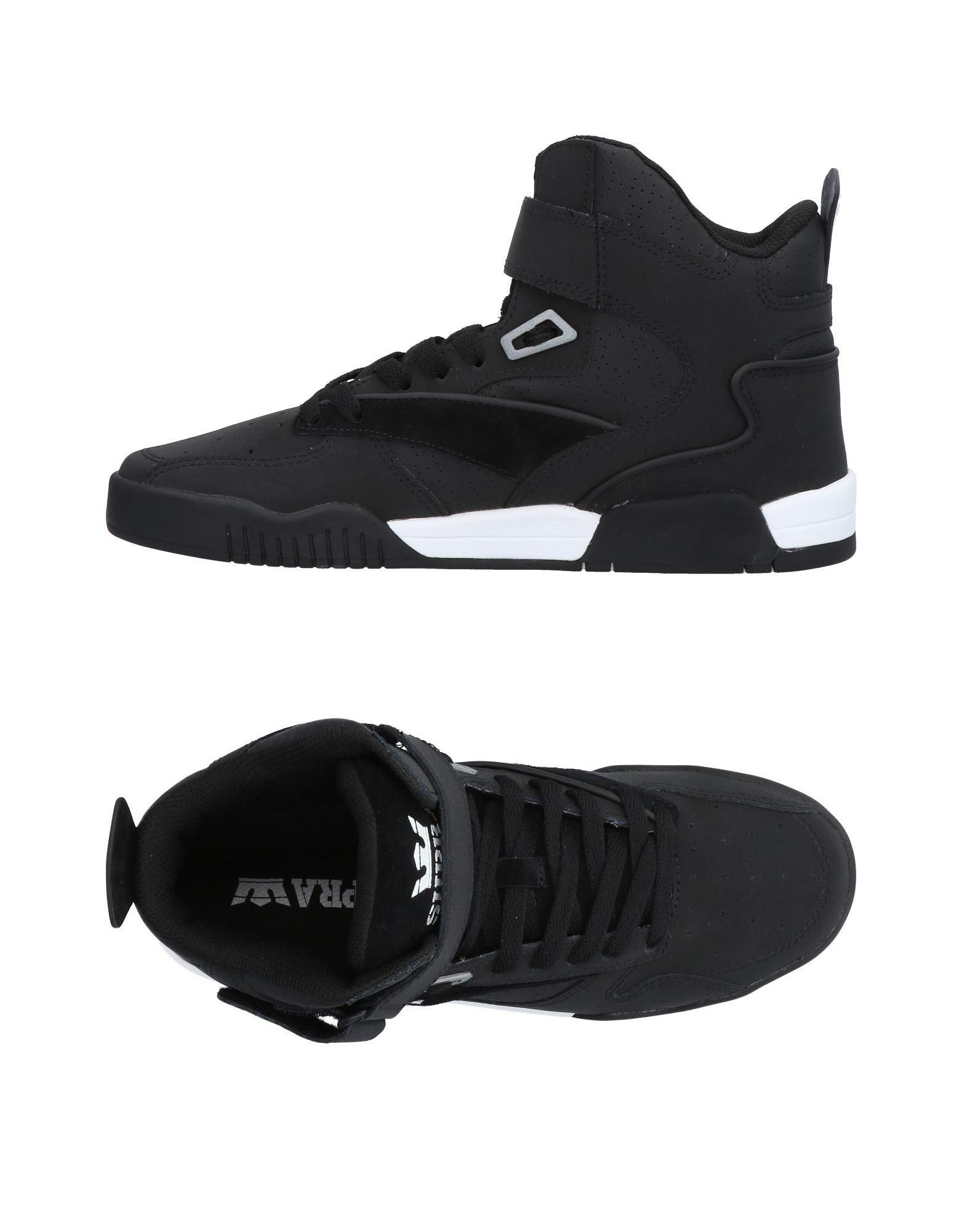 aac5a4b18a4d Lyst - Supra High-tops   Sneakers in Black for Men