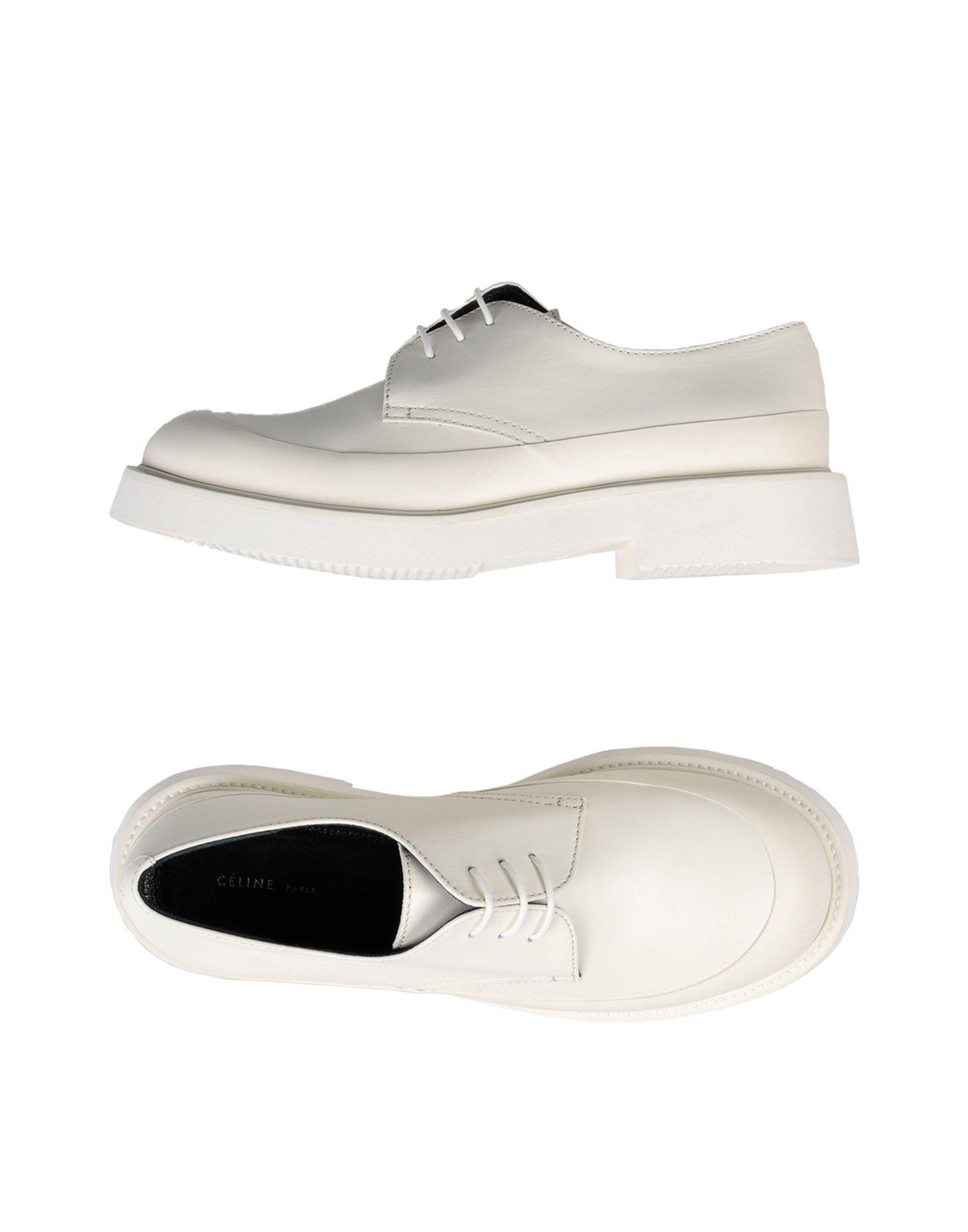 FOOTWEAR - Lace-up shoes Celine rMtdWtYb