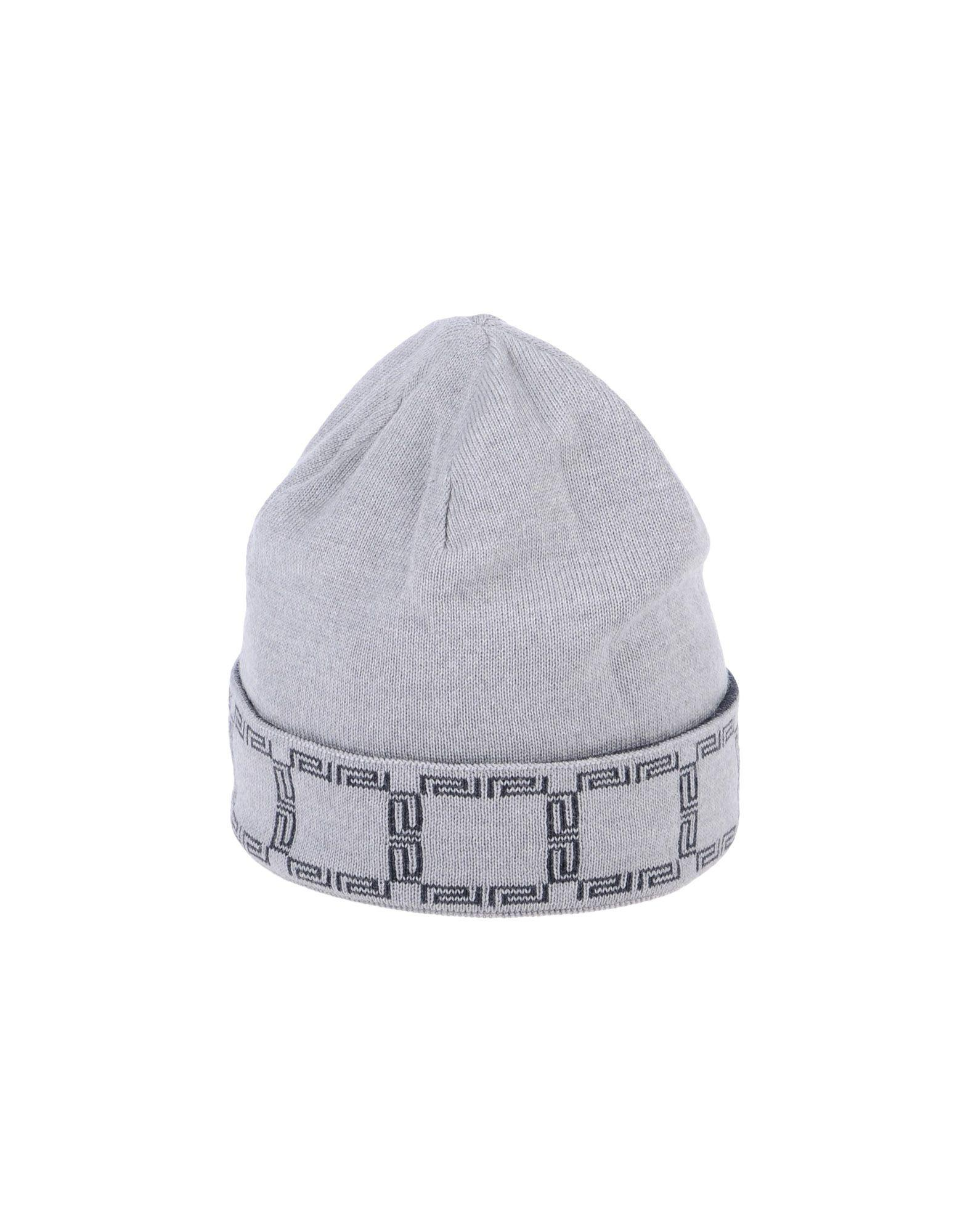 Versace Hat in Gray for Men - Lyst a36095688fe