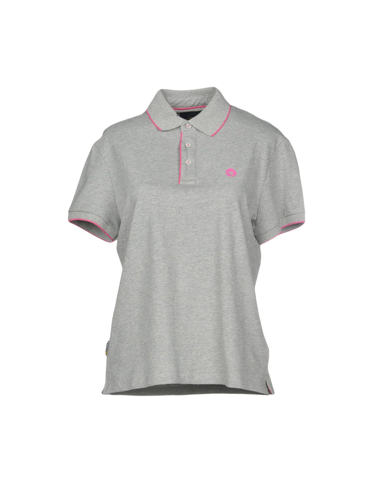 online store b4ffb 9d51f Ciesse Piumini Polo Shirt in Gray - Lyst