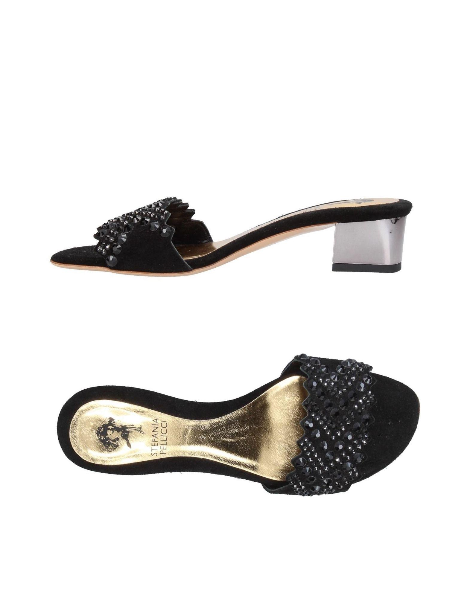 FOOTWEAR - Sandals Stefania Pellicci g7sTnN4I