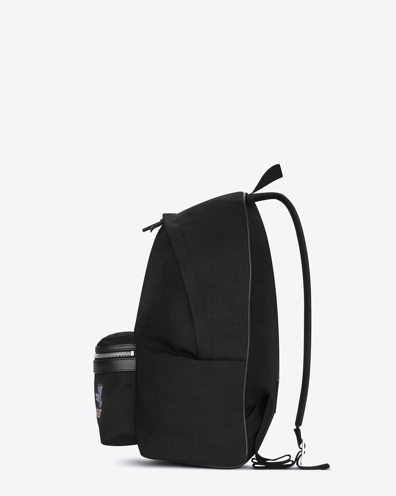 3d9242c34e Saint Laurent Backpack in Black for Men - Lyst