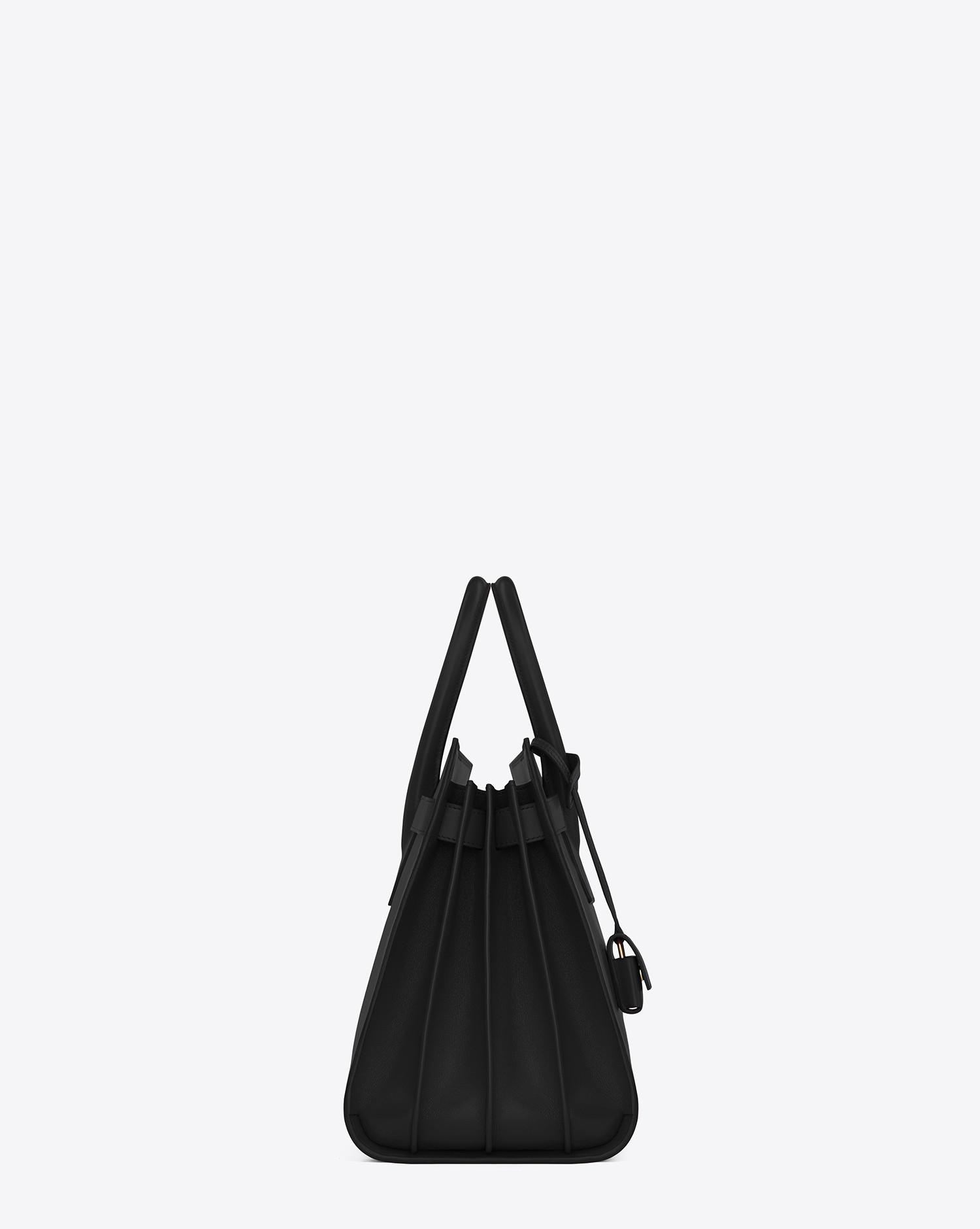 fa27cfc83135 Lyst - Saint Laurent Classic Sac De Jour Small In Smooth Leather ...