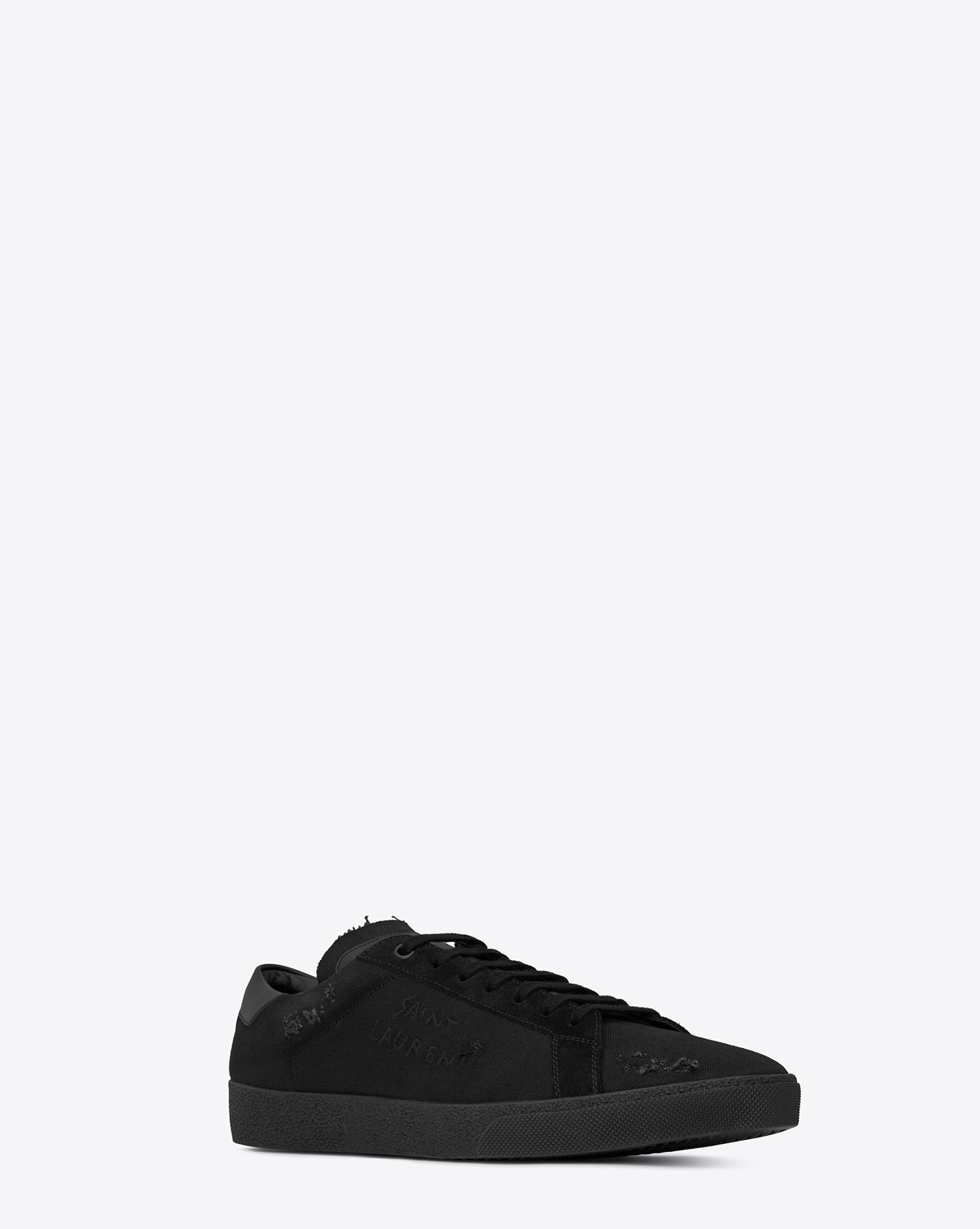 13a967021e7c7 Lyst - Saint Laurent Sl 06 in Black for Men