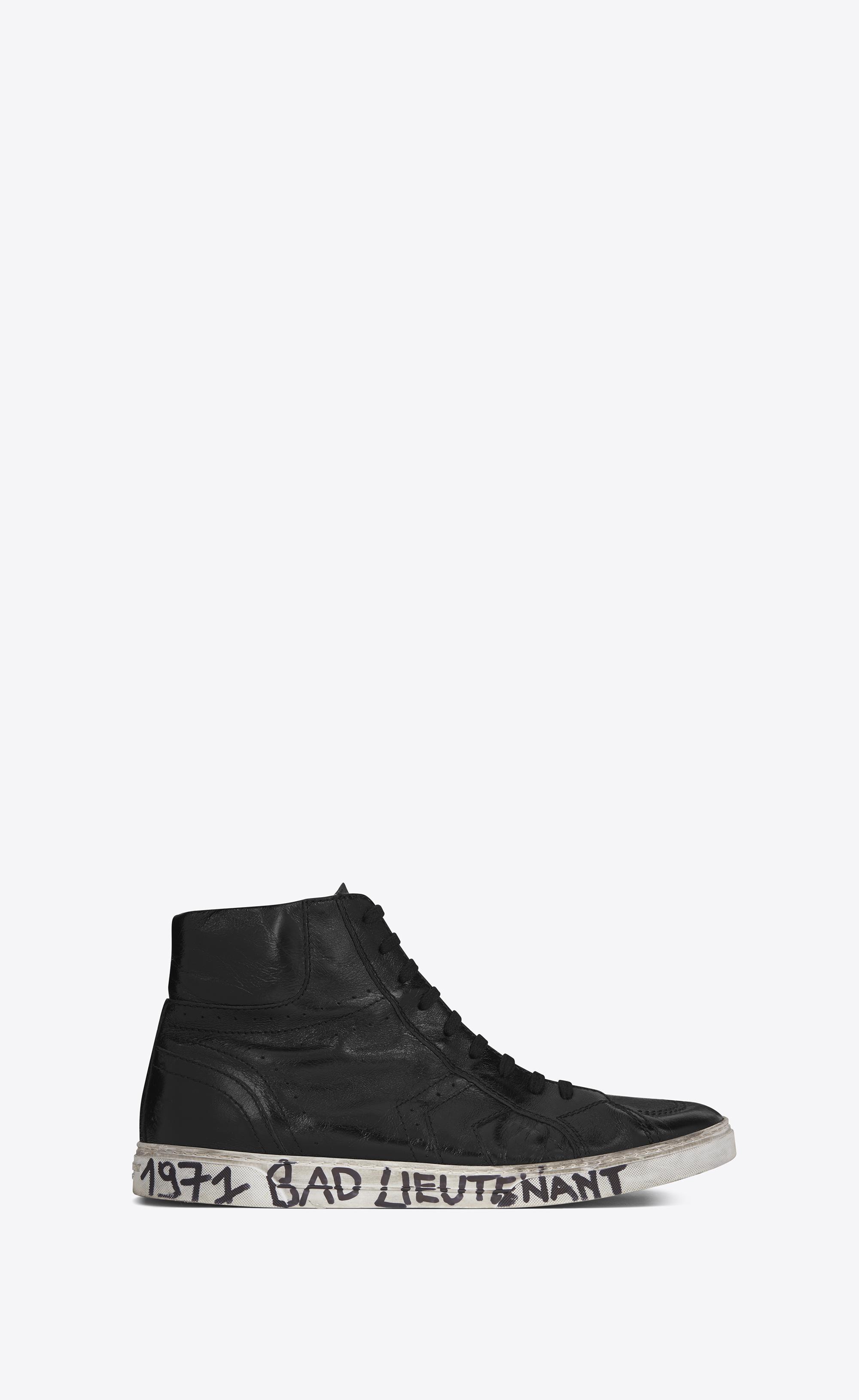mid-high Joe sneakers - Black Saint Laurent J4WuanrXRt