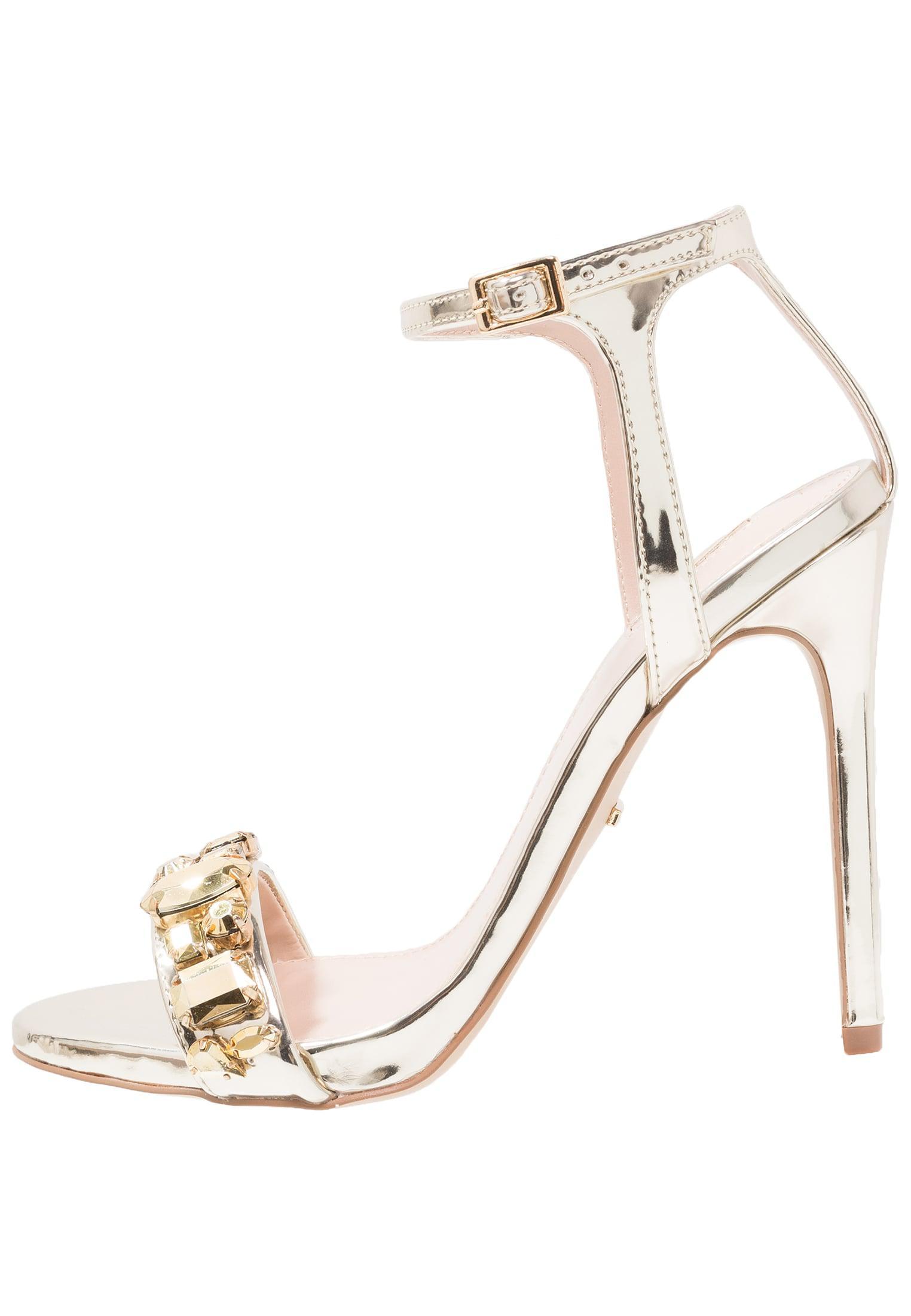 f21a705179b7 Carvela Kurt Geiger. Women s Metallic Gail High Heeled Sandals