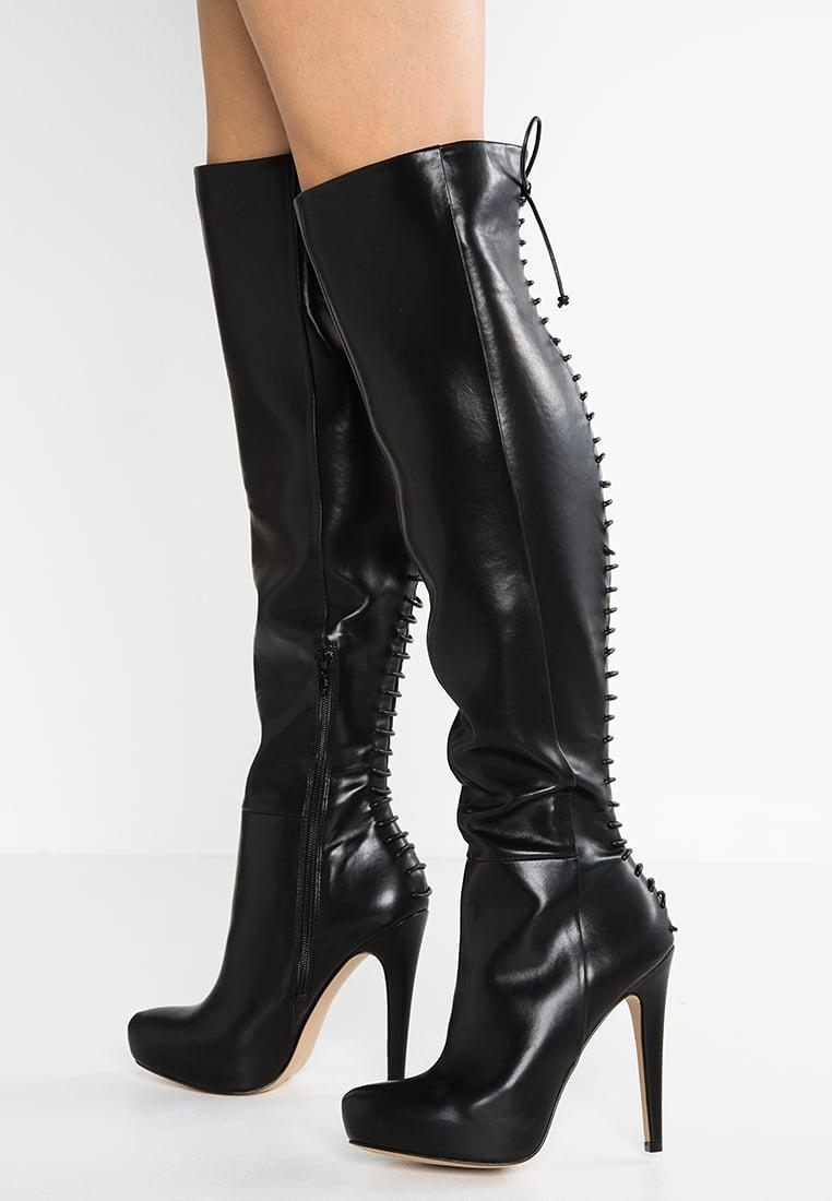 Aldo Shoes Black High Heels